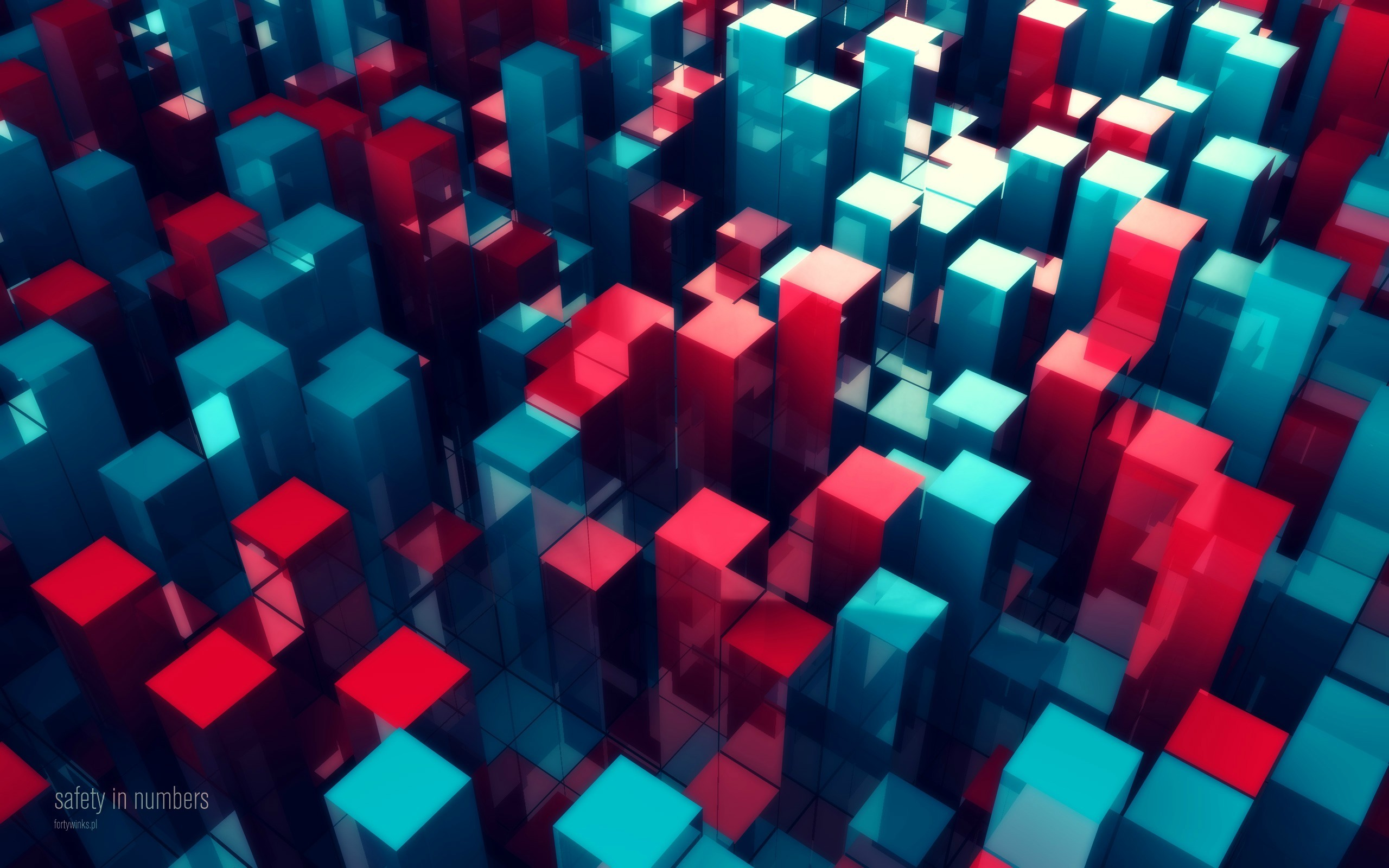 2560x1600 Very cool red and blue wallpaper, check it out (2550x1600) | Wallpaper .
