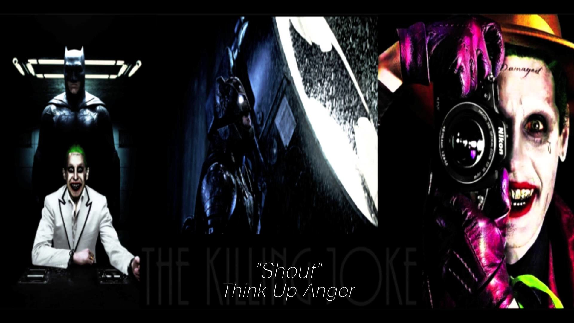 "1920x1080 ""Shout"" by Think Up Anger Male Version (""Batman: The Killing Joke"" Trailer  Music) - YouTube"