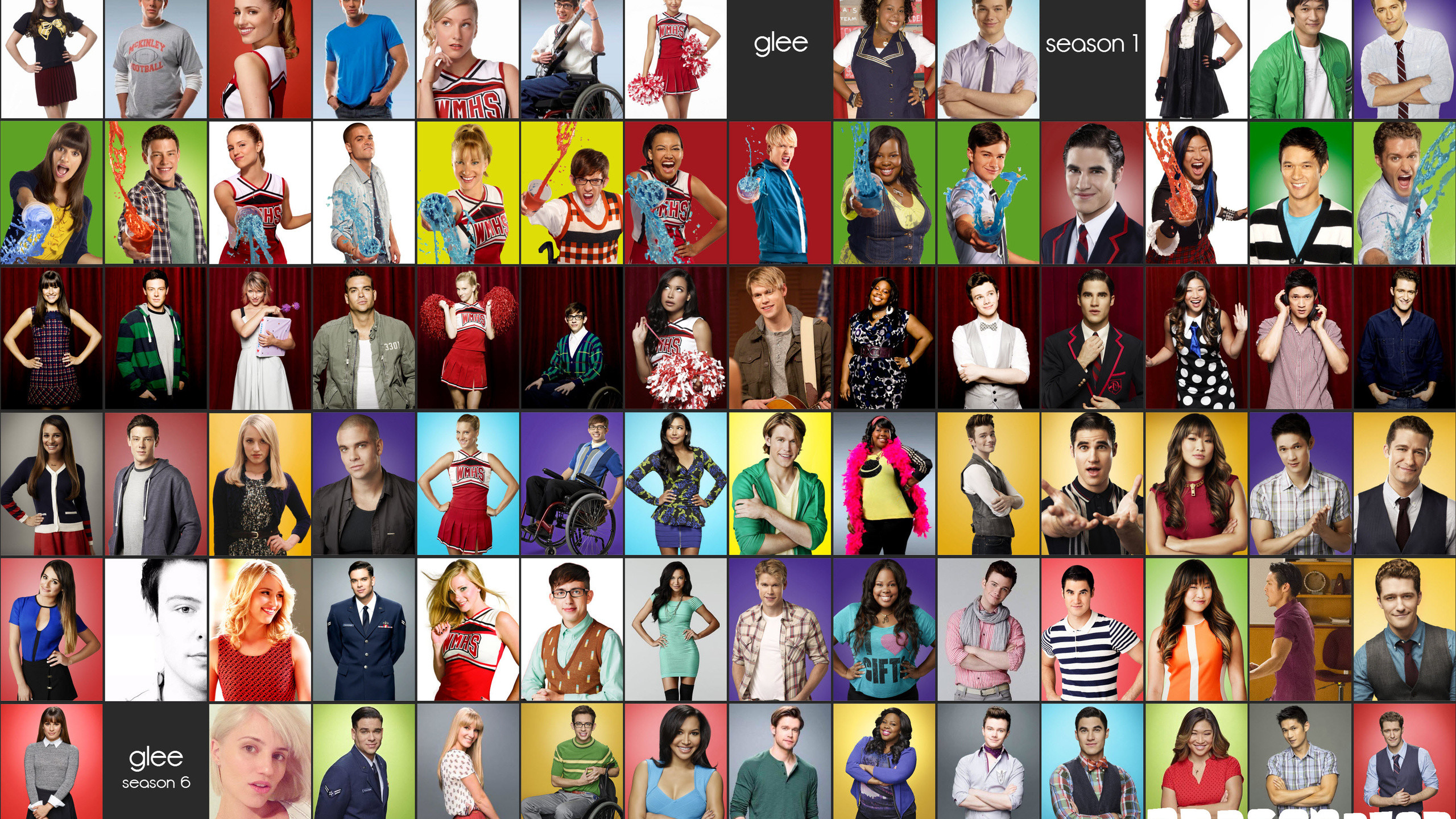 Glee Wallpapers (61+ images)