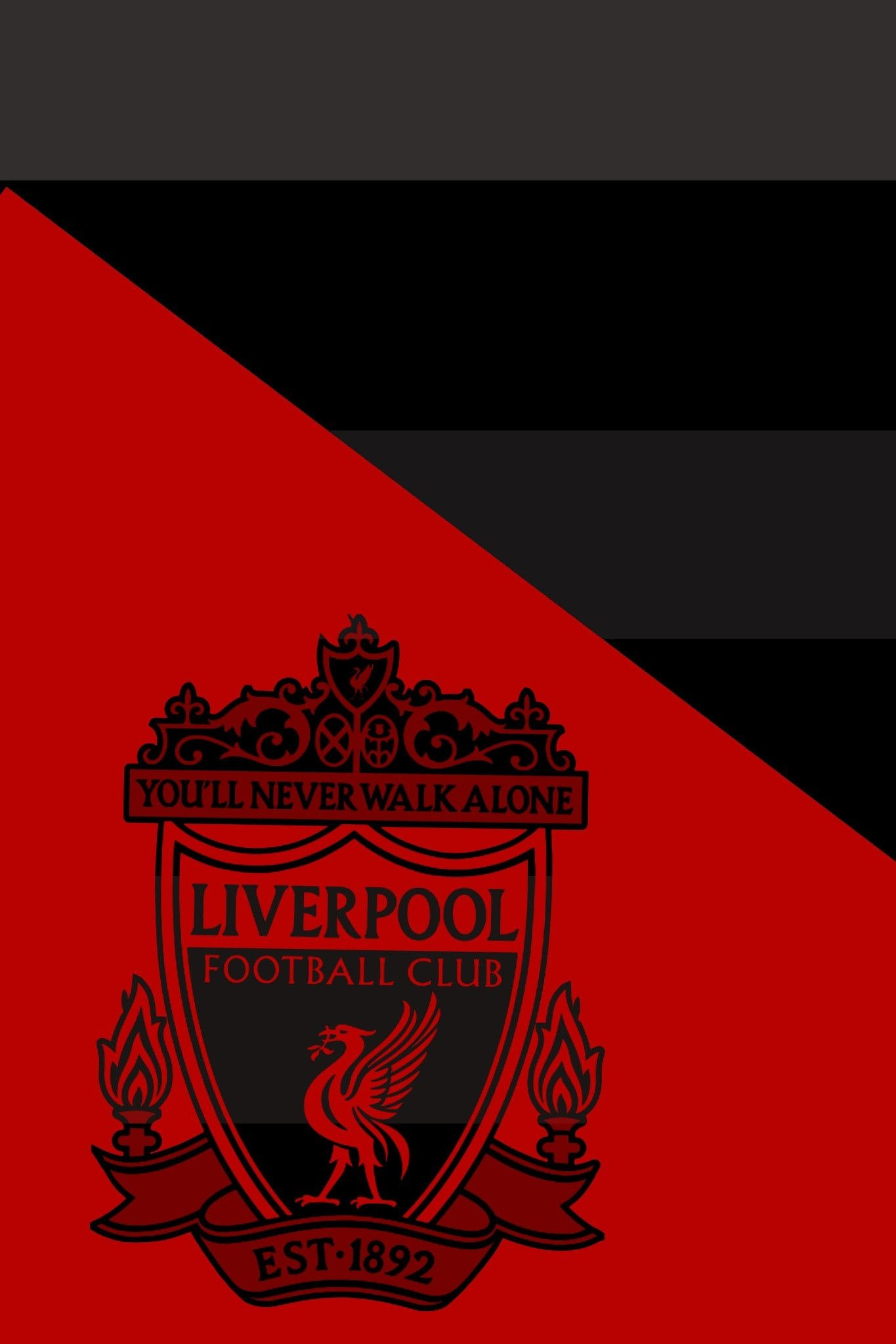 Liverpool FC Logo Wallpaper by jctuman on