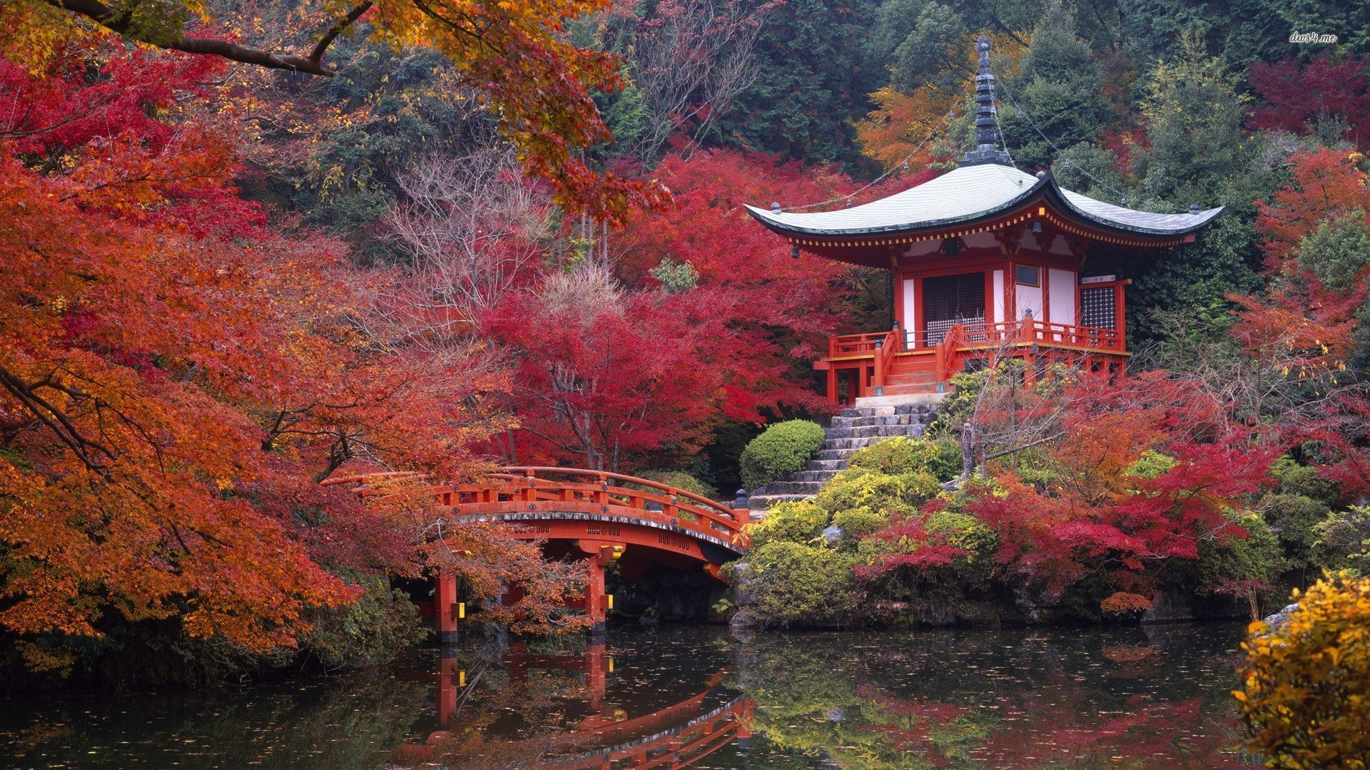 Japanese Garden Wallpapers: Japanese Landscape Wallpaper (62+ Images