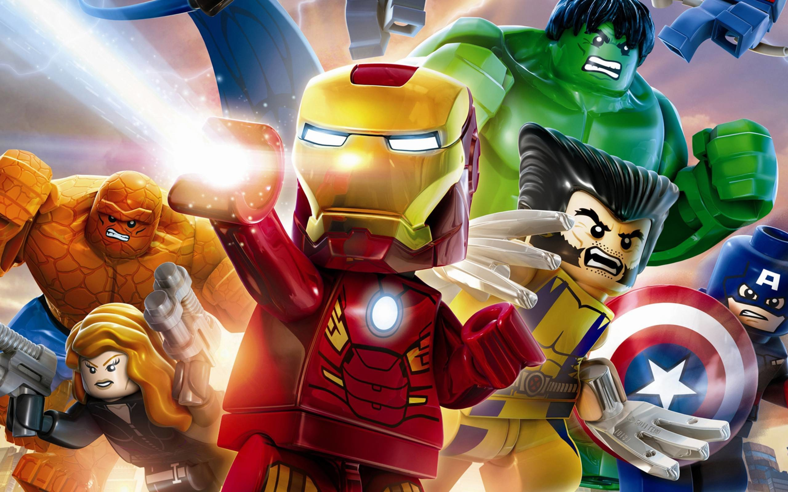 2560x1600 Lego Marvel Superhero Wallpaper HQ Resolution #56341 - Ehiyo.