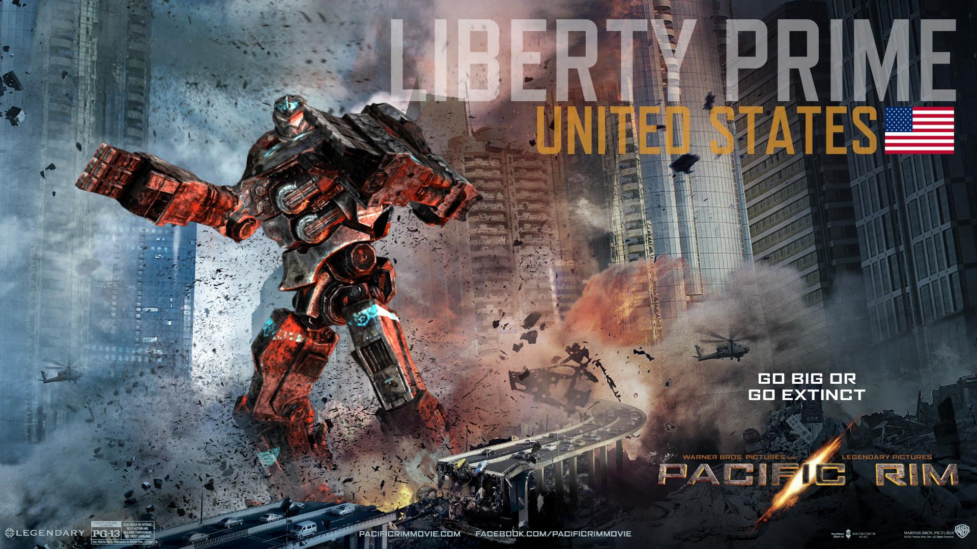 Liberty Prime Wallpaper (82+ Images