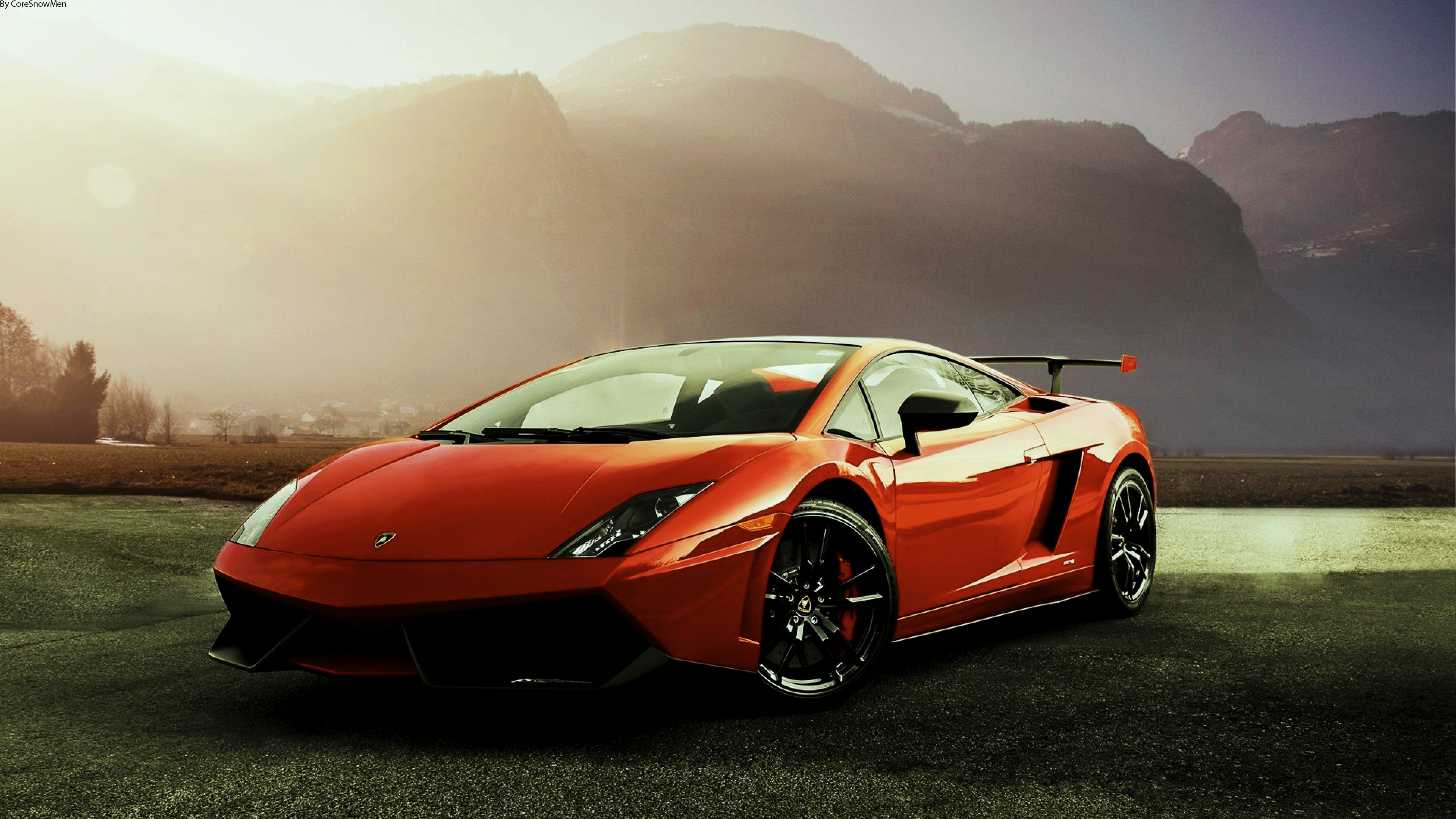 3840x2160 Vehicles - Lamborghini Gallardo Car Lamborghini Wallpaper