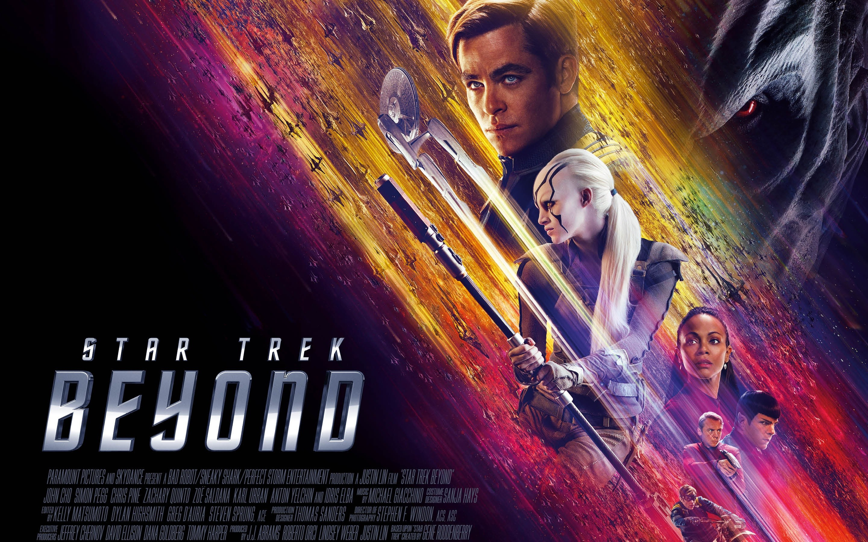 Star Trek Beyond Wallpapers HD (58+ images)