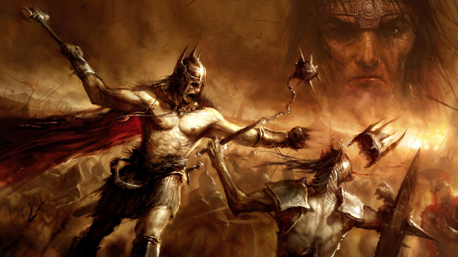 Conan The Barbarian Wallpaper 75 Images