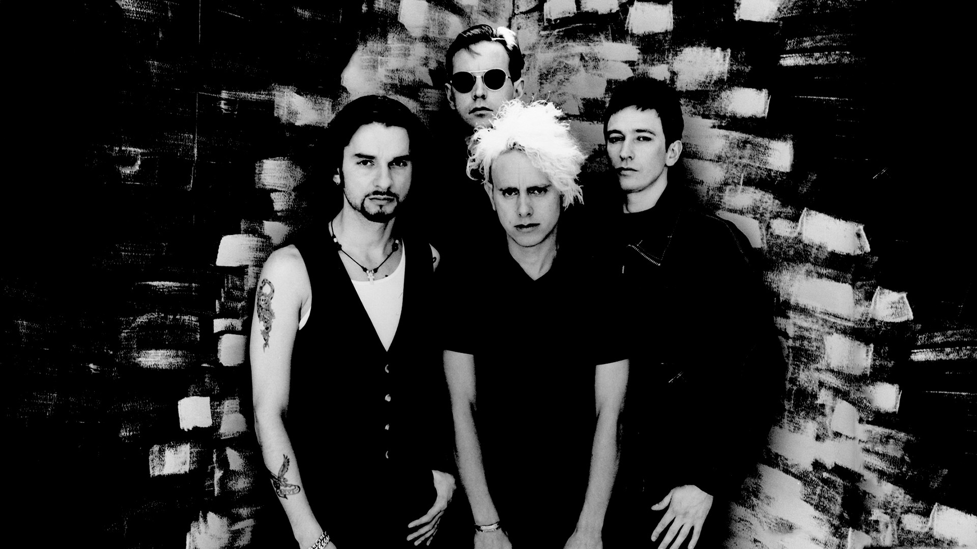 1920x1080 depeche mode, band, glasses