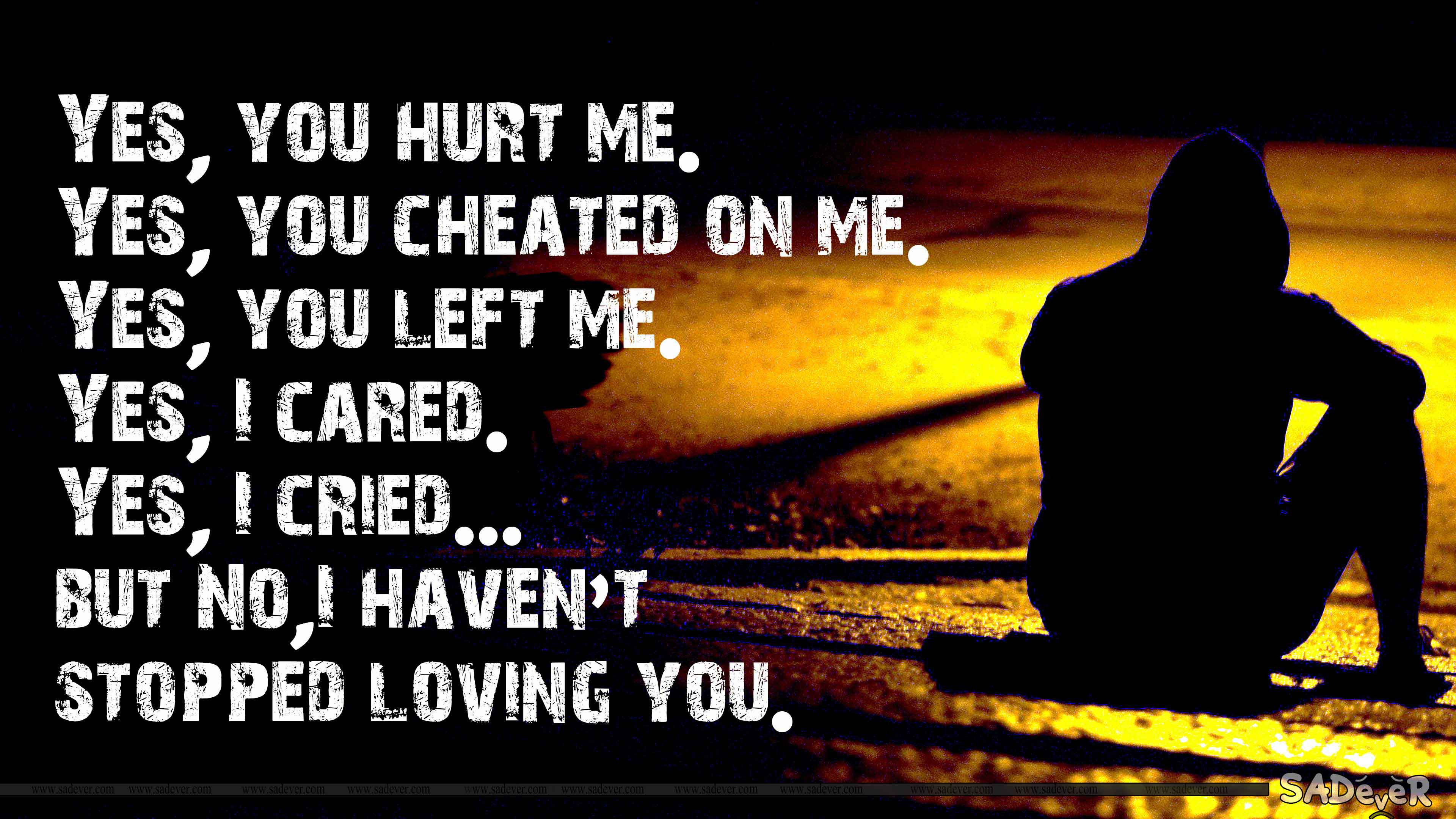 Quotes Hurt Love Hurts Wallpapers With Quotes 68 Images