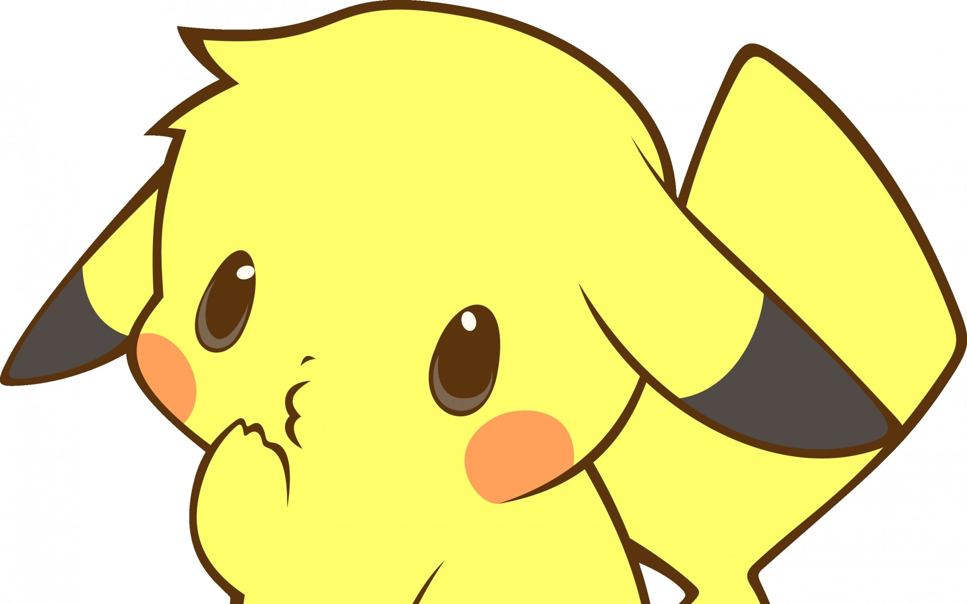 1920x1200 Kawaii Pokemon Wallpaper