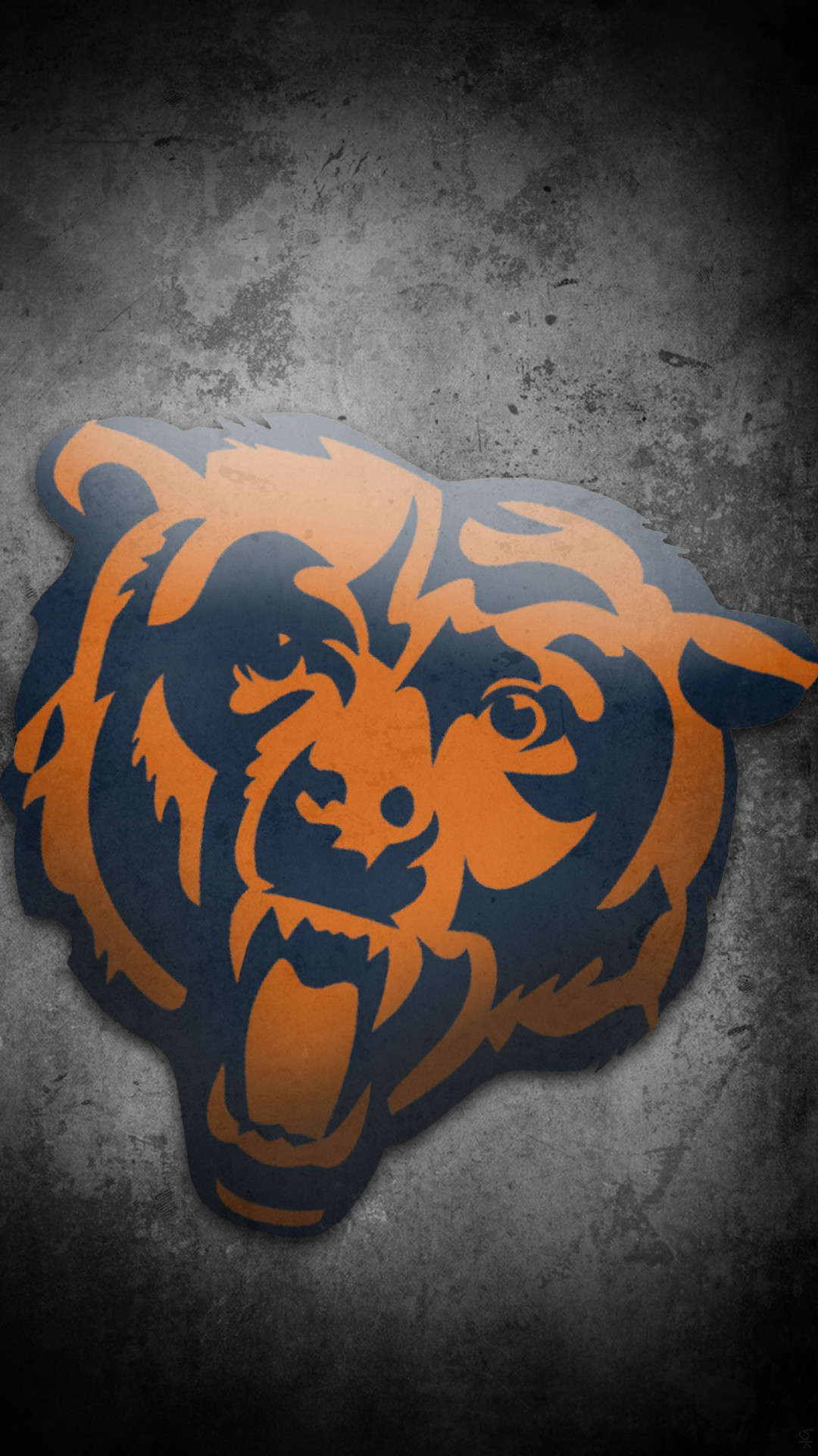 1080x1920 Chicago Bears Wallpaper For Iphone