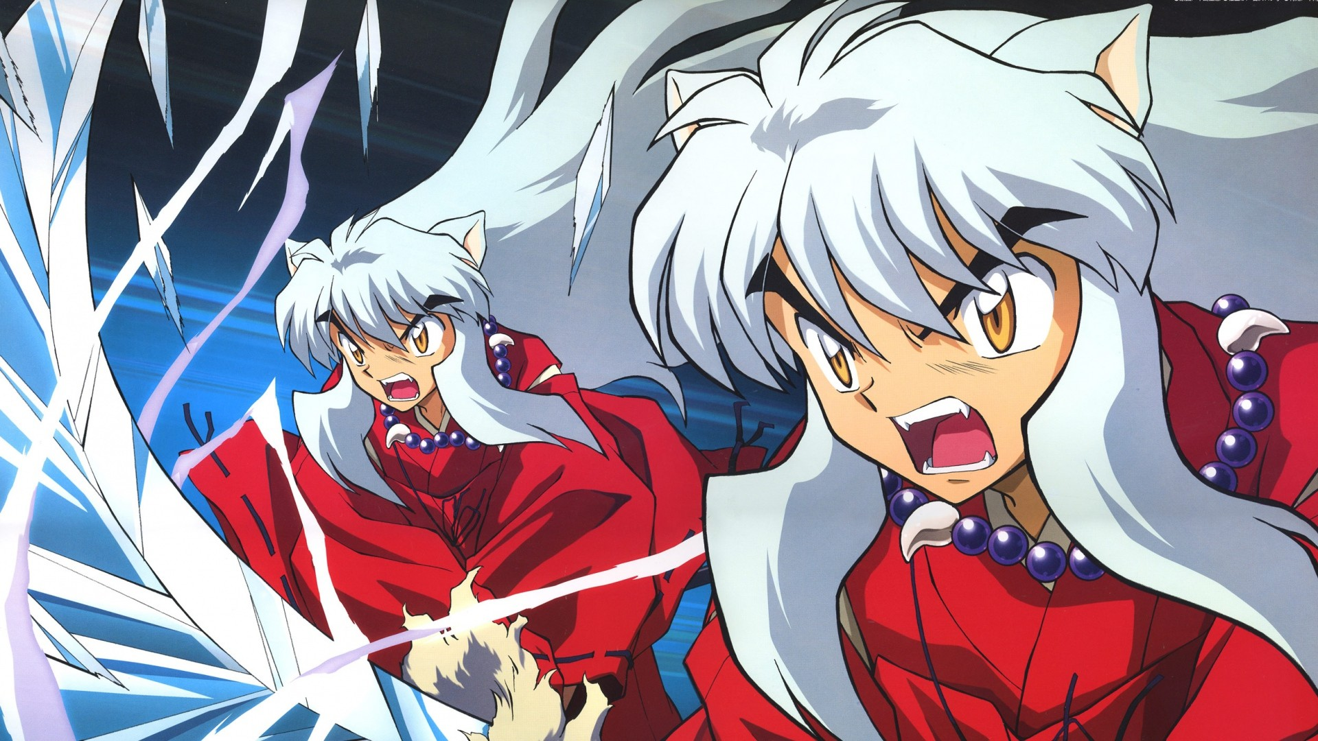 1920x1080 InuYasha Wallpaper HD 12 - 1920 X 1080