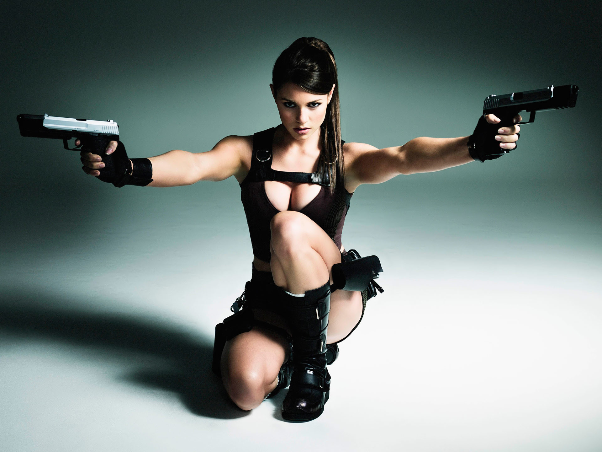 1920x1440 women guns cosplay tomb raider lara croft alison carroll wallpaper  of-PhotoBoats.Com