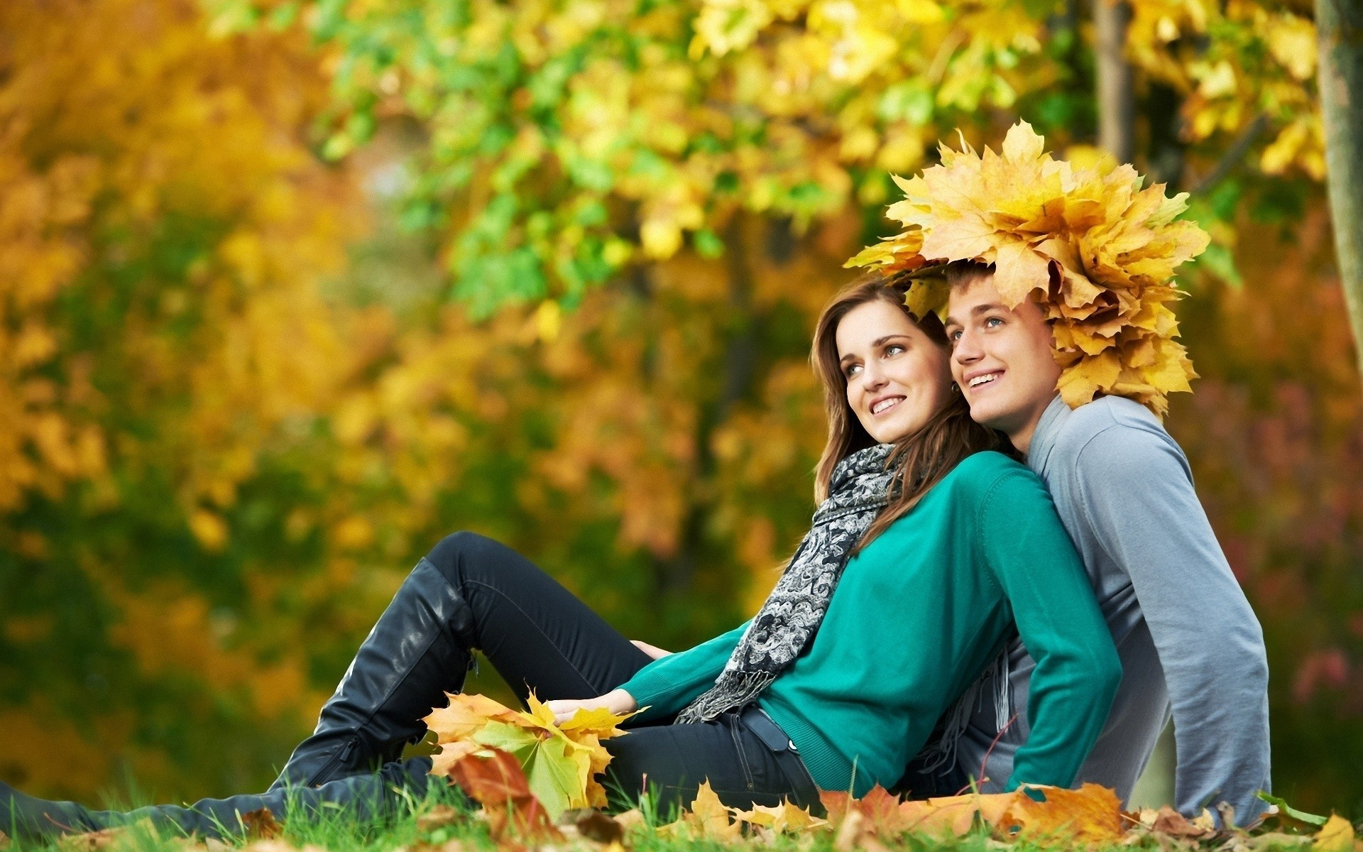 Love Couple Wallpapers (64+ images)