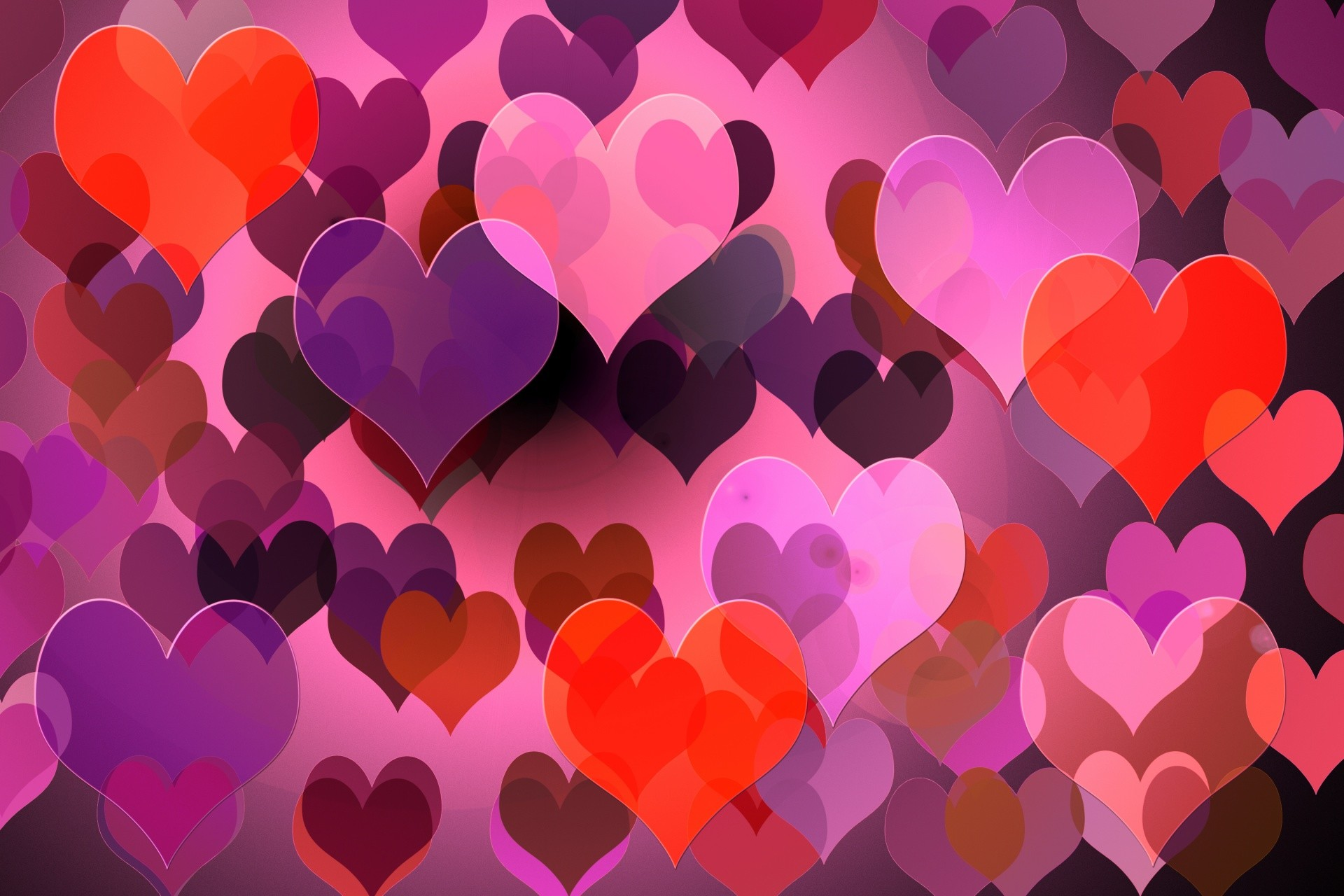 Purple Hearts Backgrounds (47+ images)
