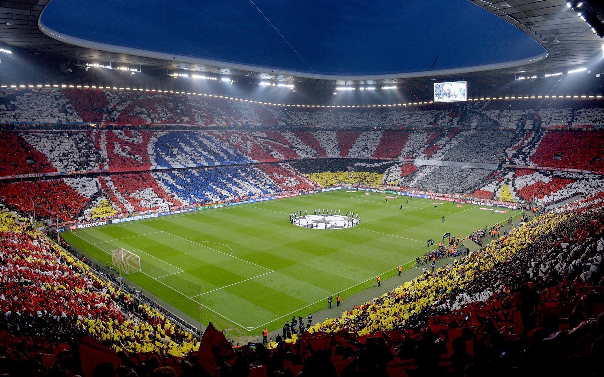 Bayern Munchen Football Club Wallpaper: Fc Bayern Munich HD Wallpapers (77+ Images