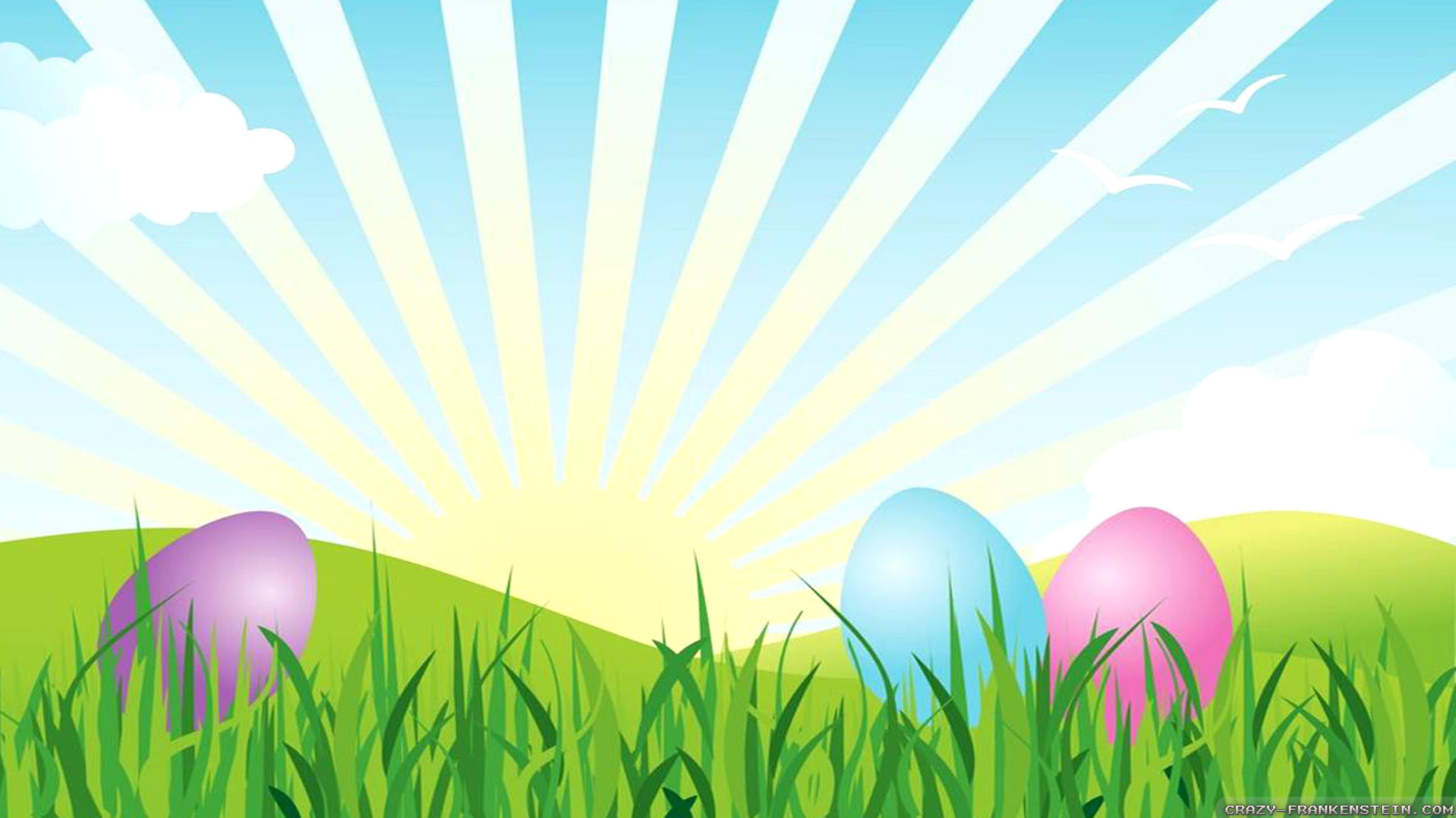 2560x1440 Videos · Home > Wallpapers > Easter wallpapers