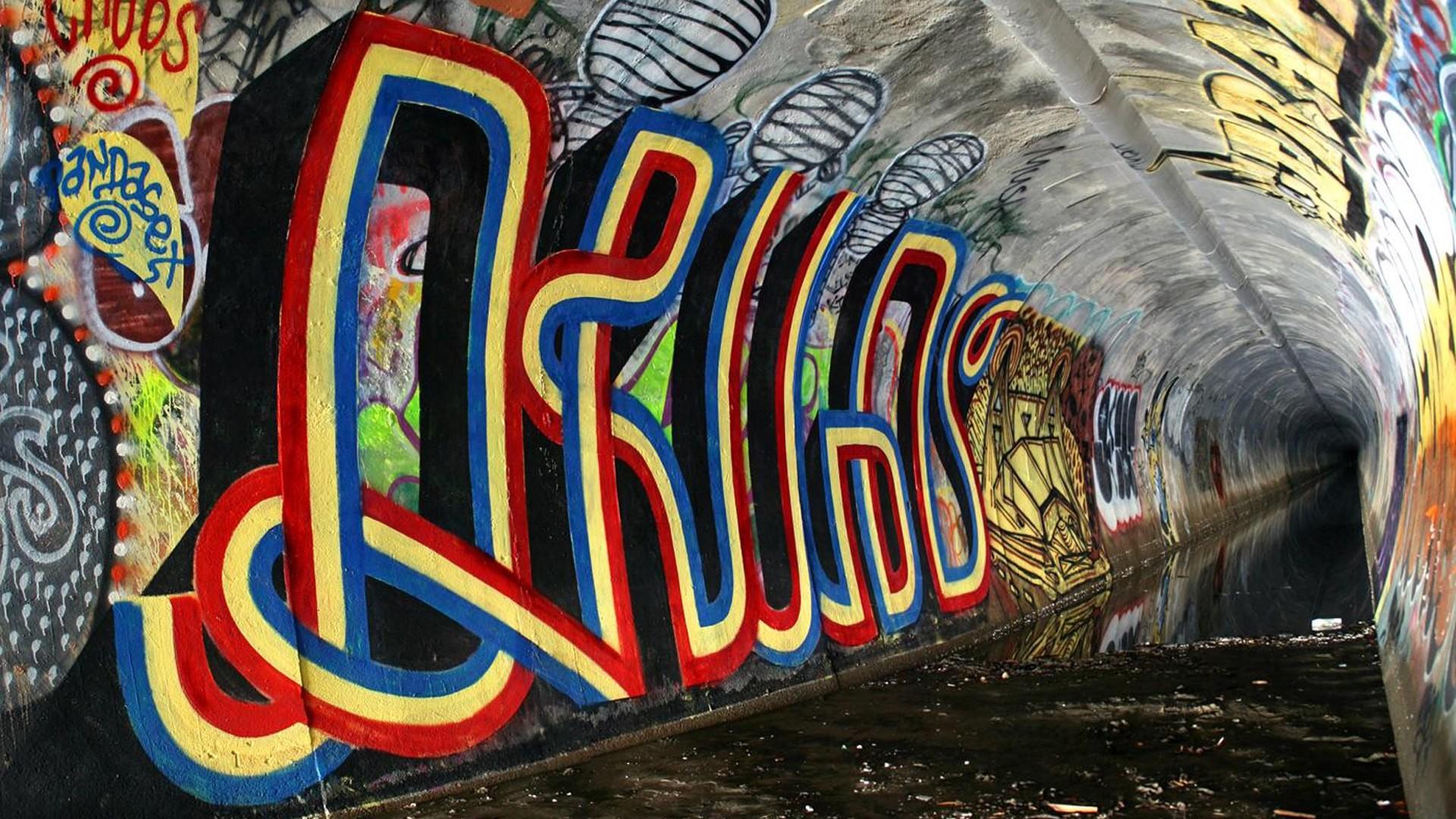 1920x1080 Graffiti Art Beautiful Cool Wallpaper HD Part Of