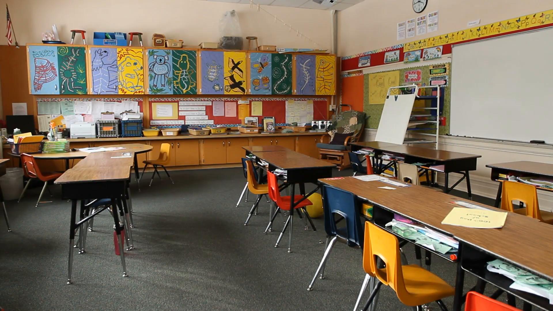 School Classroom Wallpaper 51 Images
