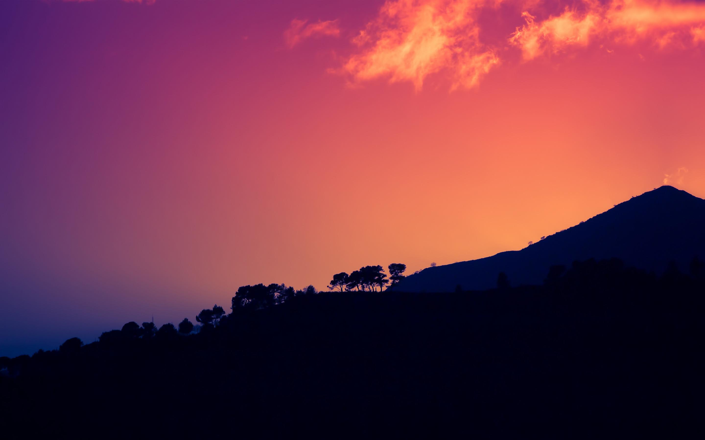 Dark Sunset Wallpaper 68 Images