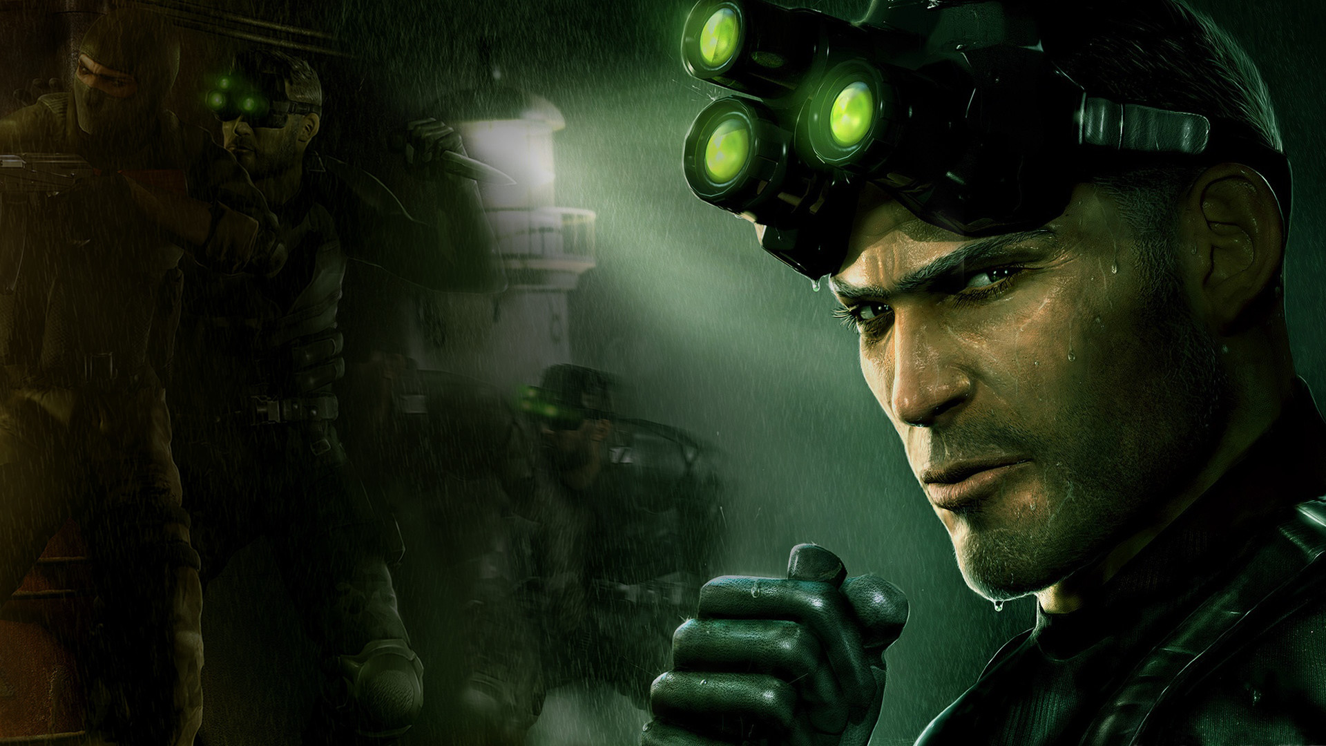 Splinter Cell Chaos Theory Wallpaper 68 Images