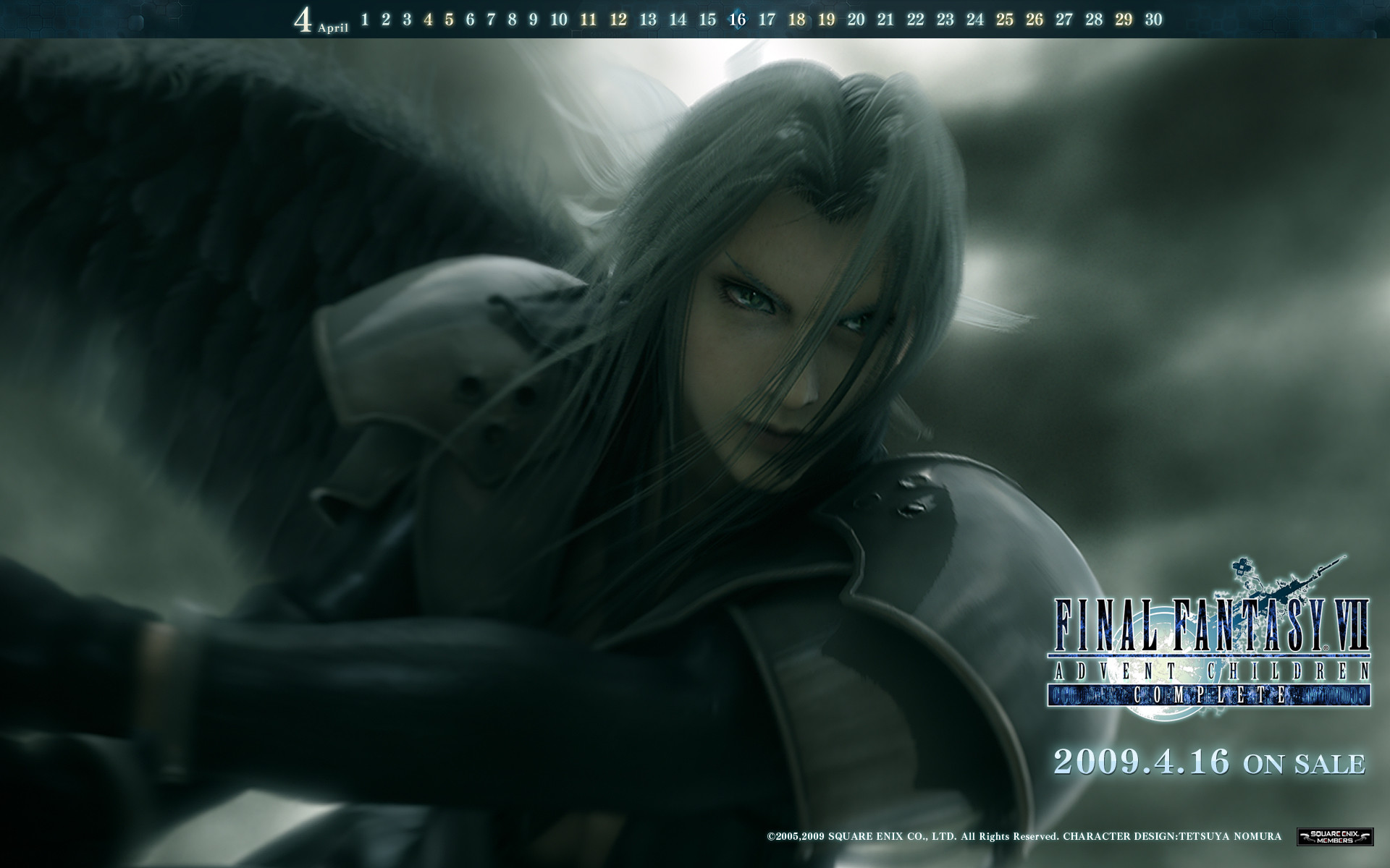 1920x1200 Image - Wallpaper Sexy Sephy Advent Children Complete.jpg | Final Fantasy  Wiki | FANDOM powered by Wikia