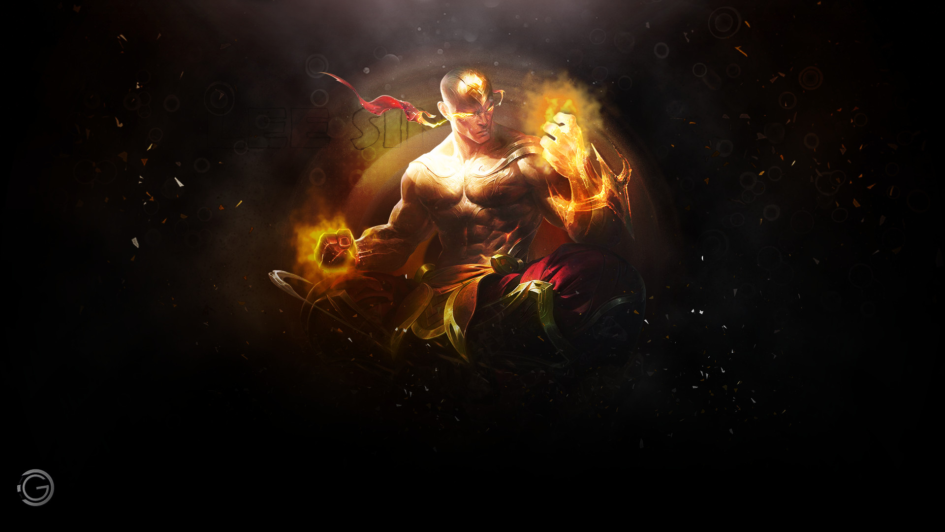 lee sin wallpapers 83 images