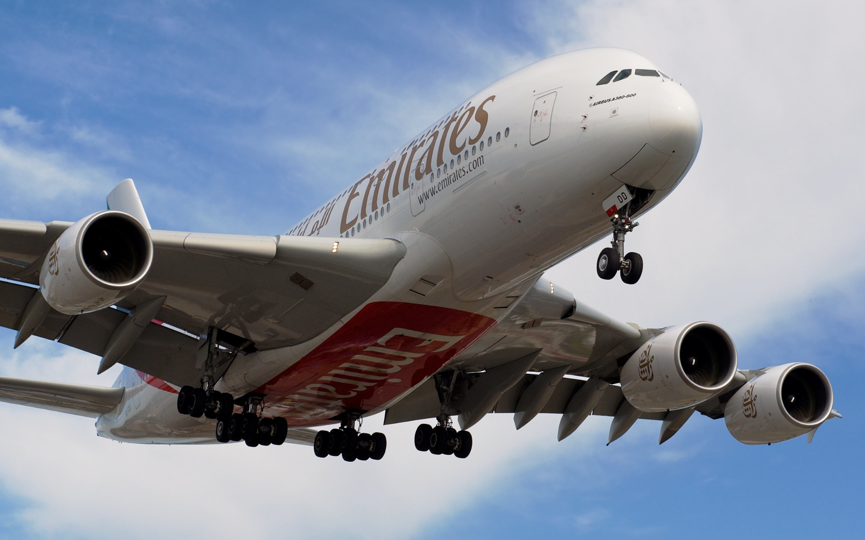 2880x1800 Airbus A380 Full HD Quality Wallpapers