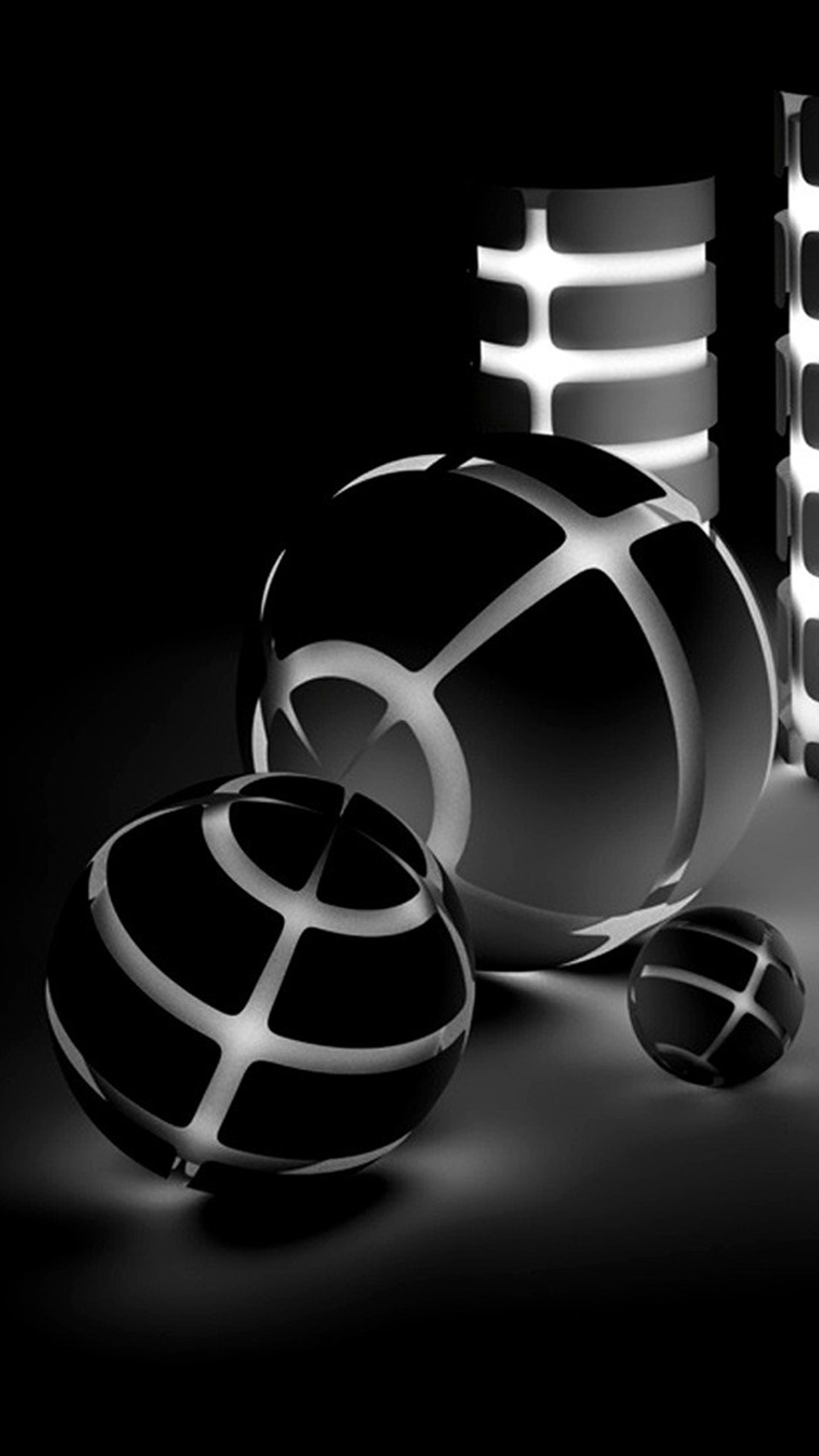 Black 3D Wallpaper (70+ Images