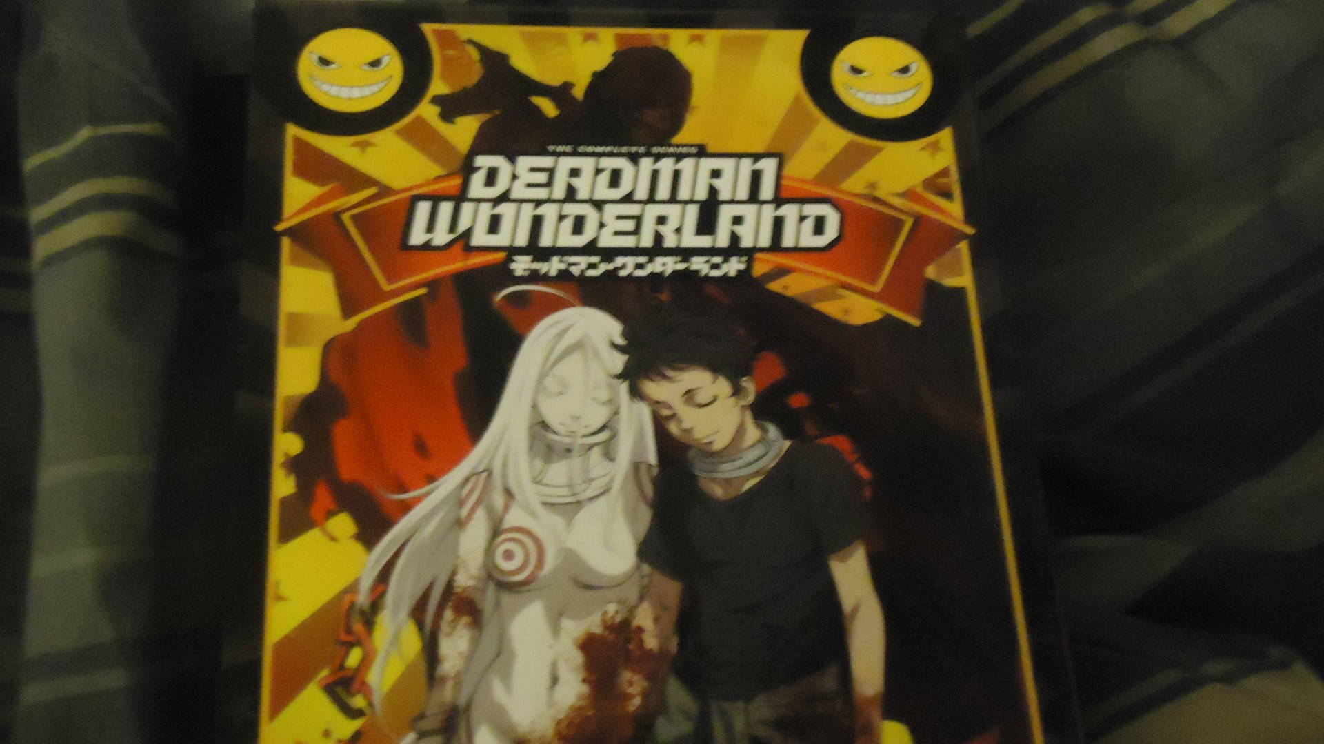 1920x1080 Download Deadman wonderland senji, Deadman wonderland season 1 wallpaper