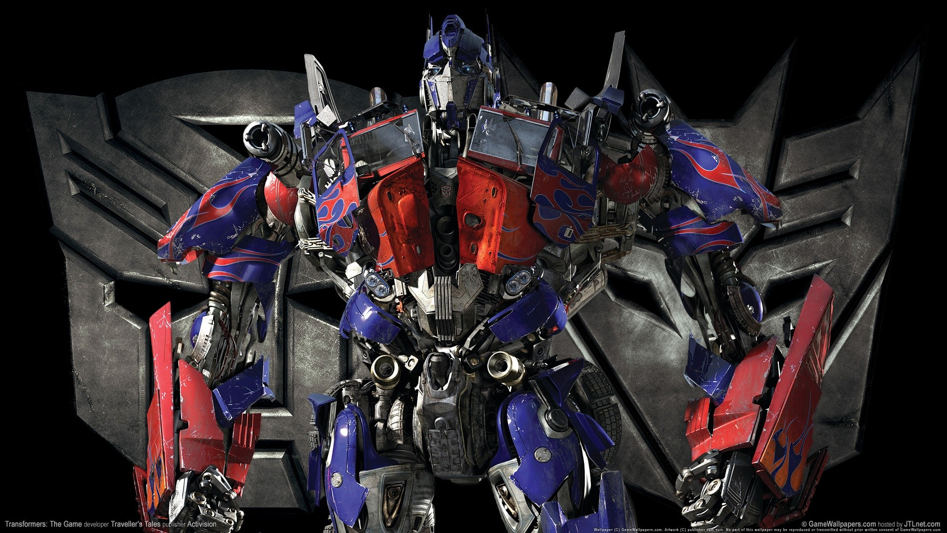 1920x1080 Transformers Optimus Prime Game Wallpapers
