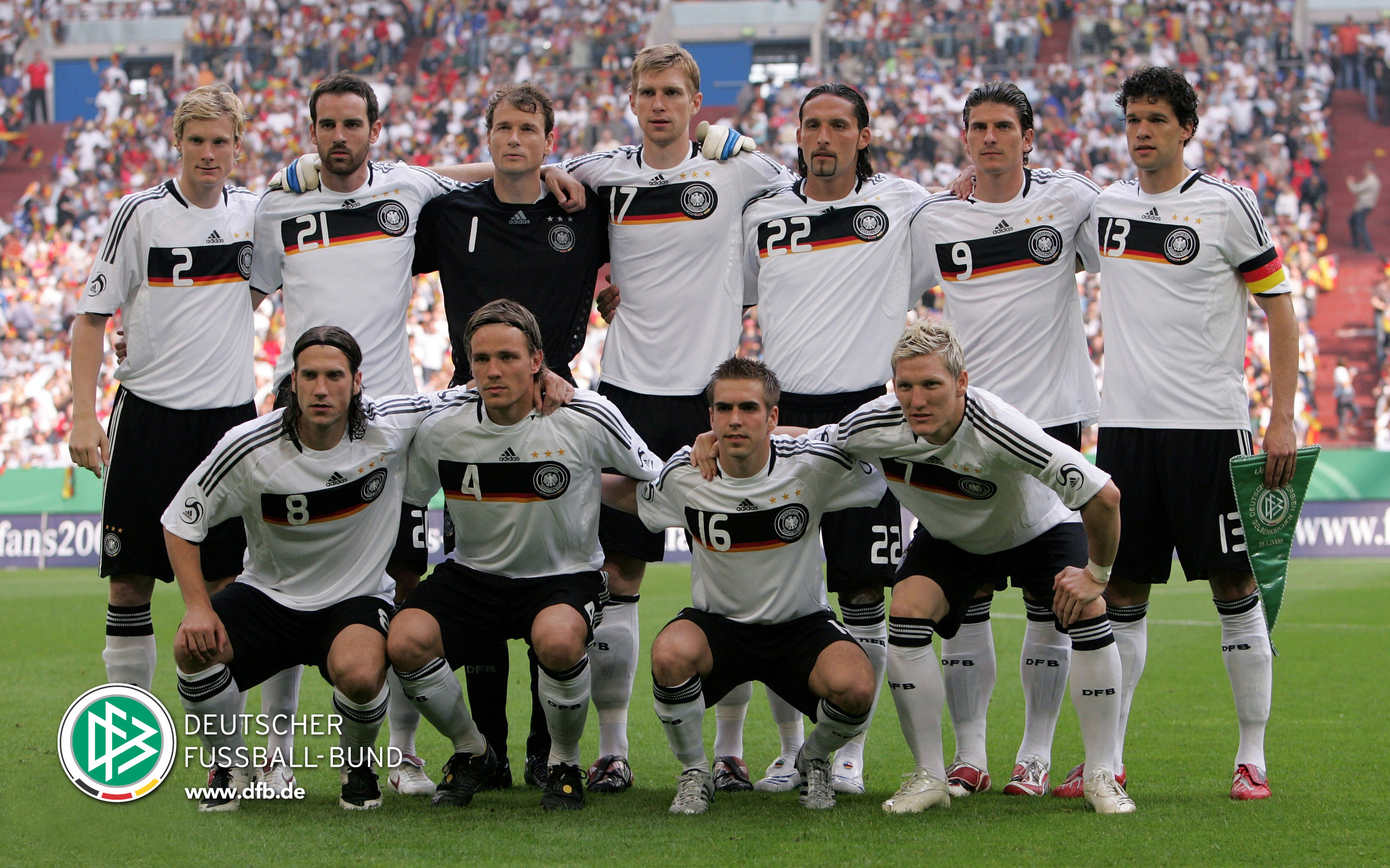 Deutsche FuГџballmannschaft