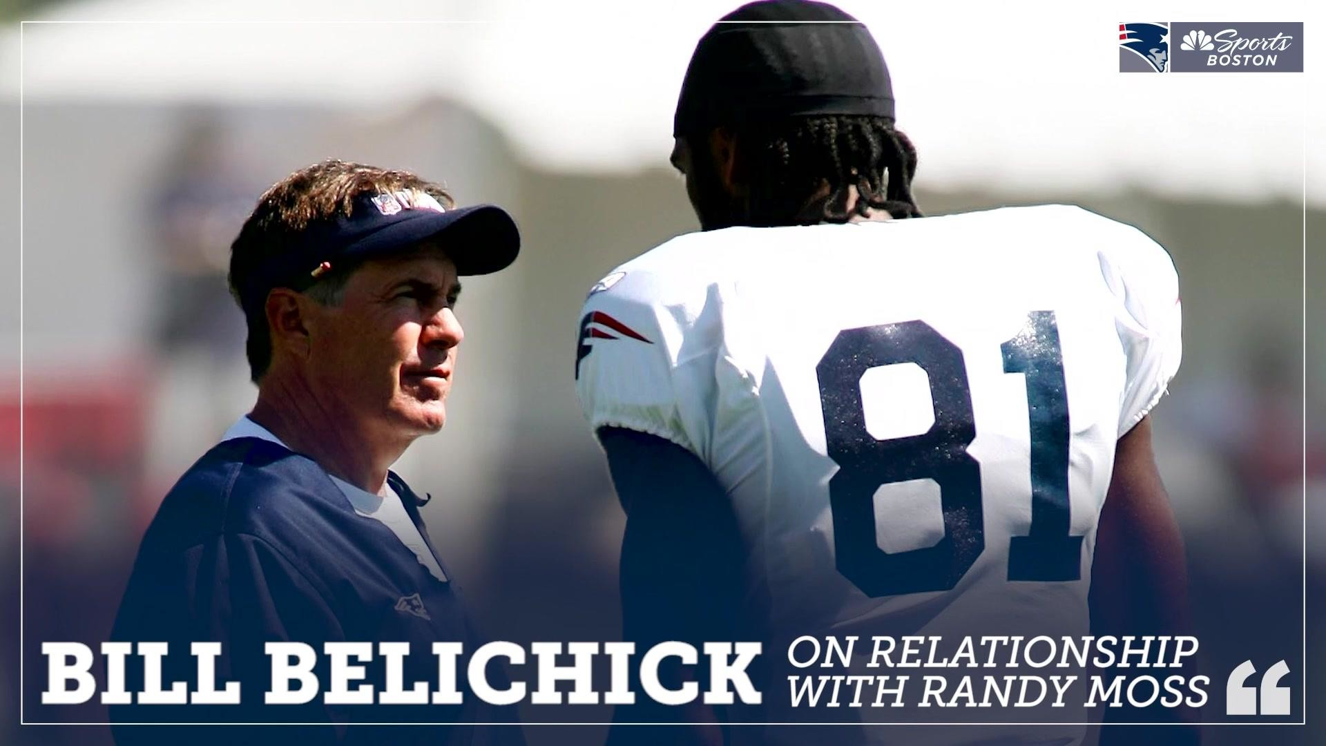 1920x1080 Bill Belichick: Relationship with Randy Moss was very special | NBC Sports  Boston