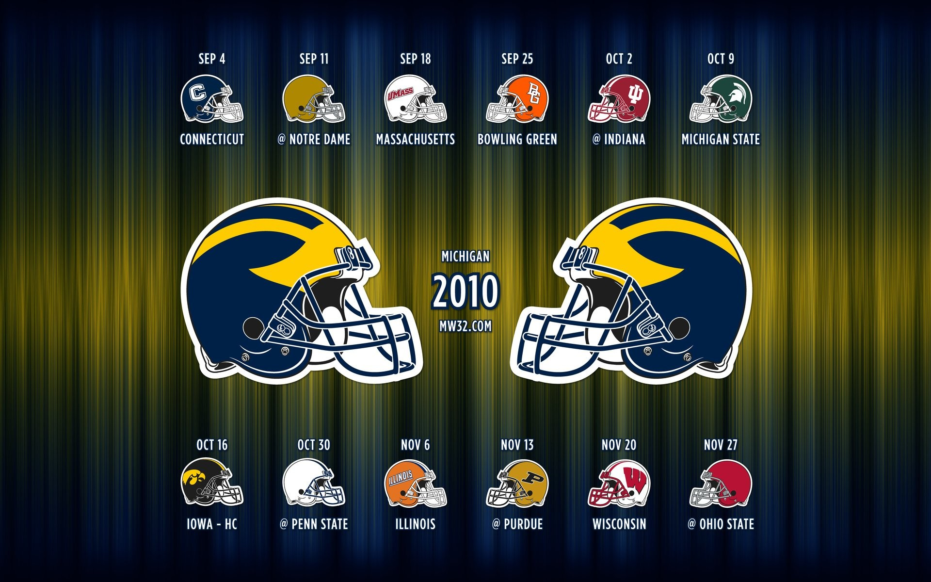 1920x1200 MICHIGAN WOLVERINES college football wallpaper x 1920×1200