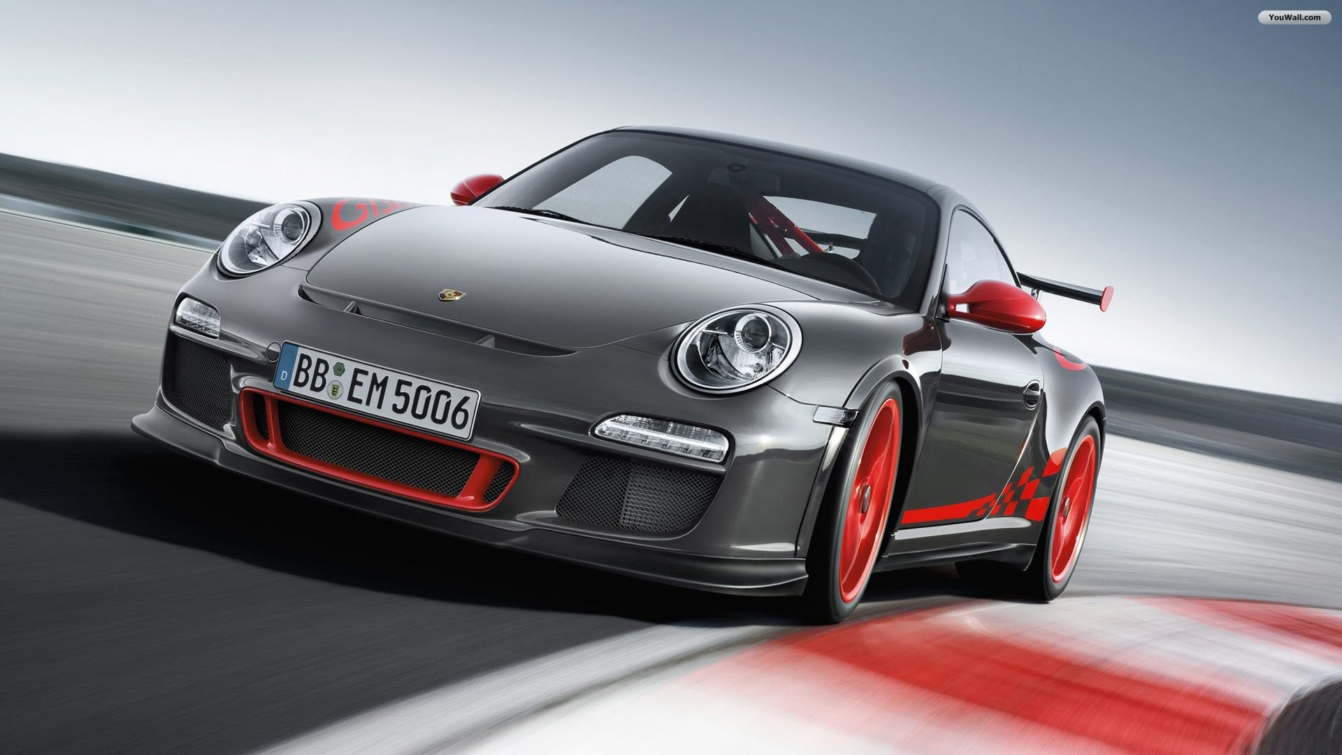 1920x1080 Porsche 911 GT3 RS Wallpaper