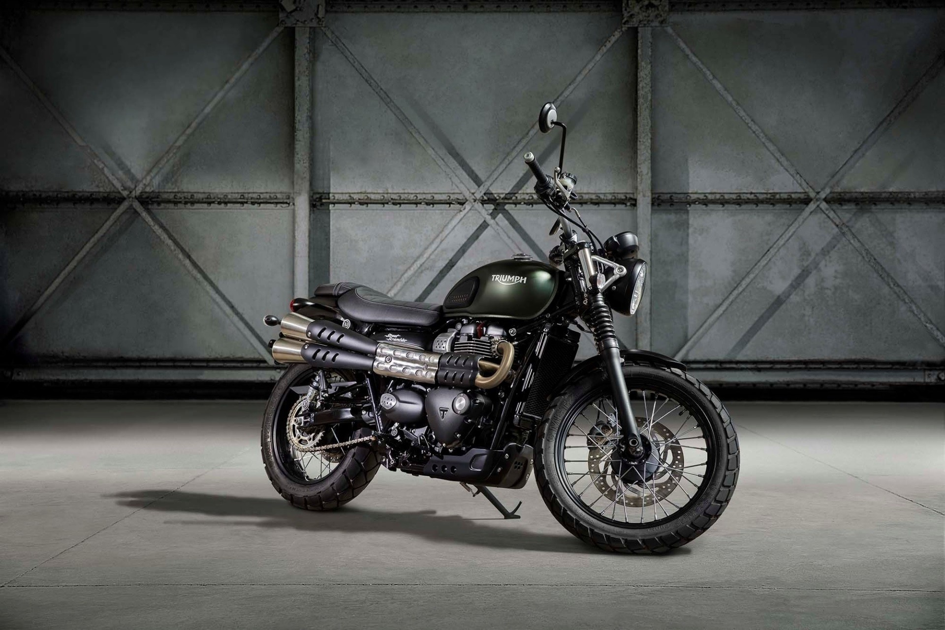 1920x1280  triumph street scrambler beautiful background wallpaper