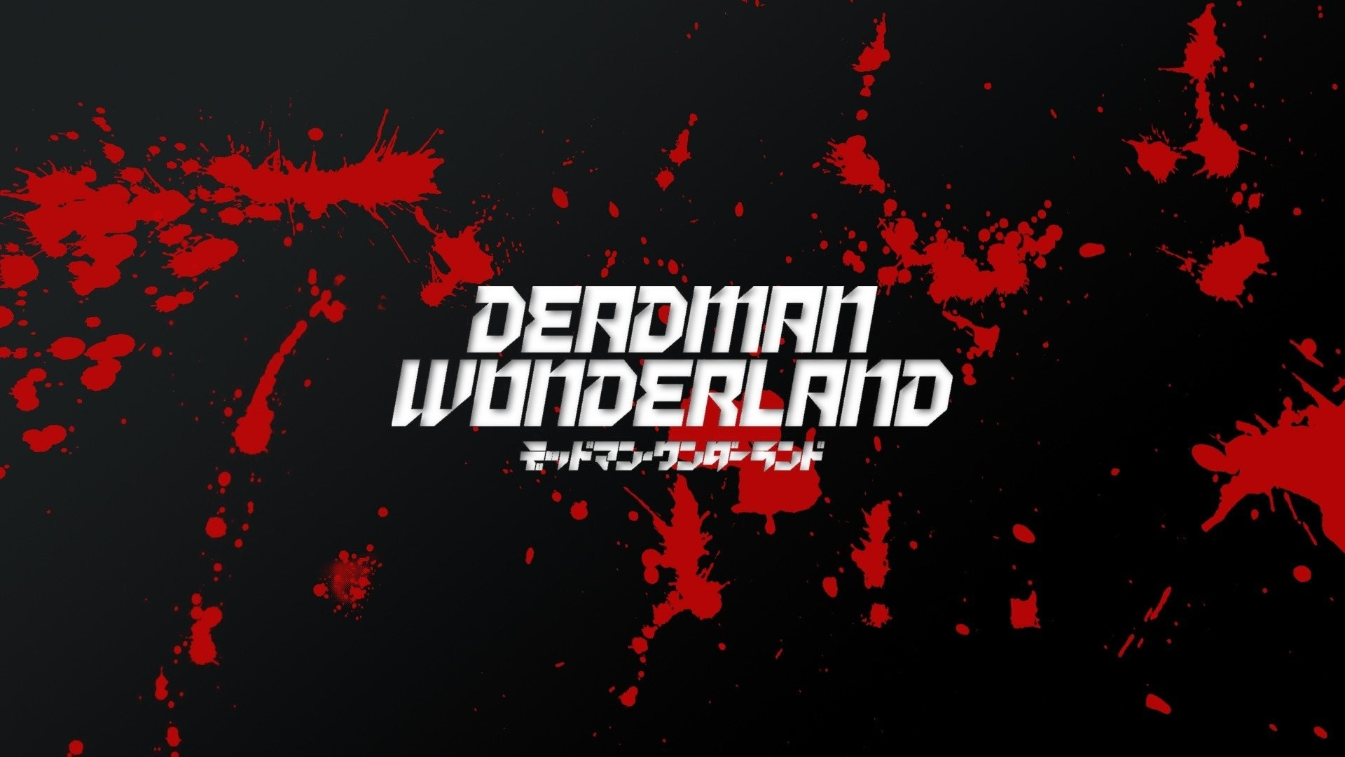 1920x1080 Deadman Wonderland · Wallpapers ID:610458