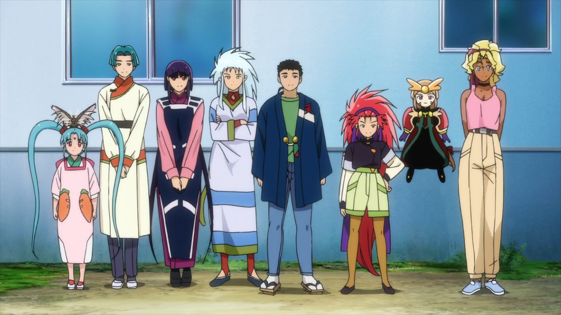 1920x1080 Section 2.3: TM!R OVA 4. Subsection 3: Tenchi Muyo!