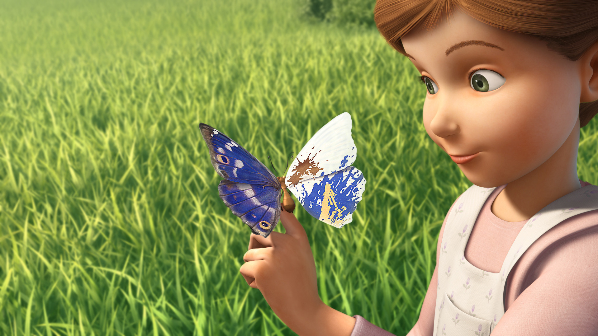 1920x1080 Tinker Bell and the Great Fairy Rescue image