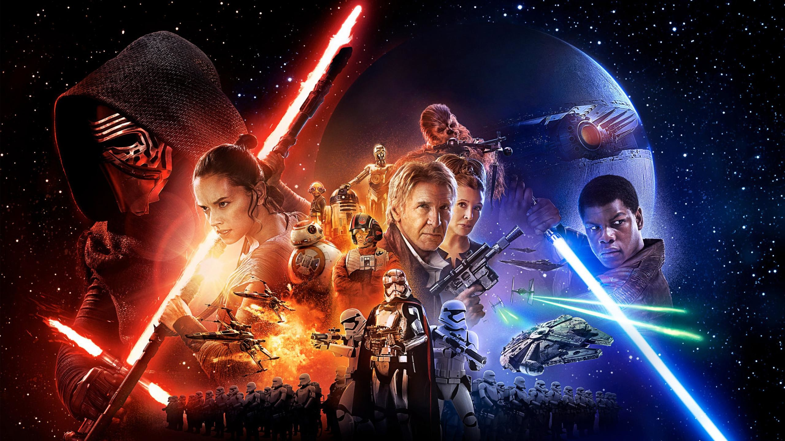 2560x1440 HD Wallpaper | Background ID:653613.  Movie Star Wars ...