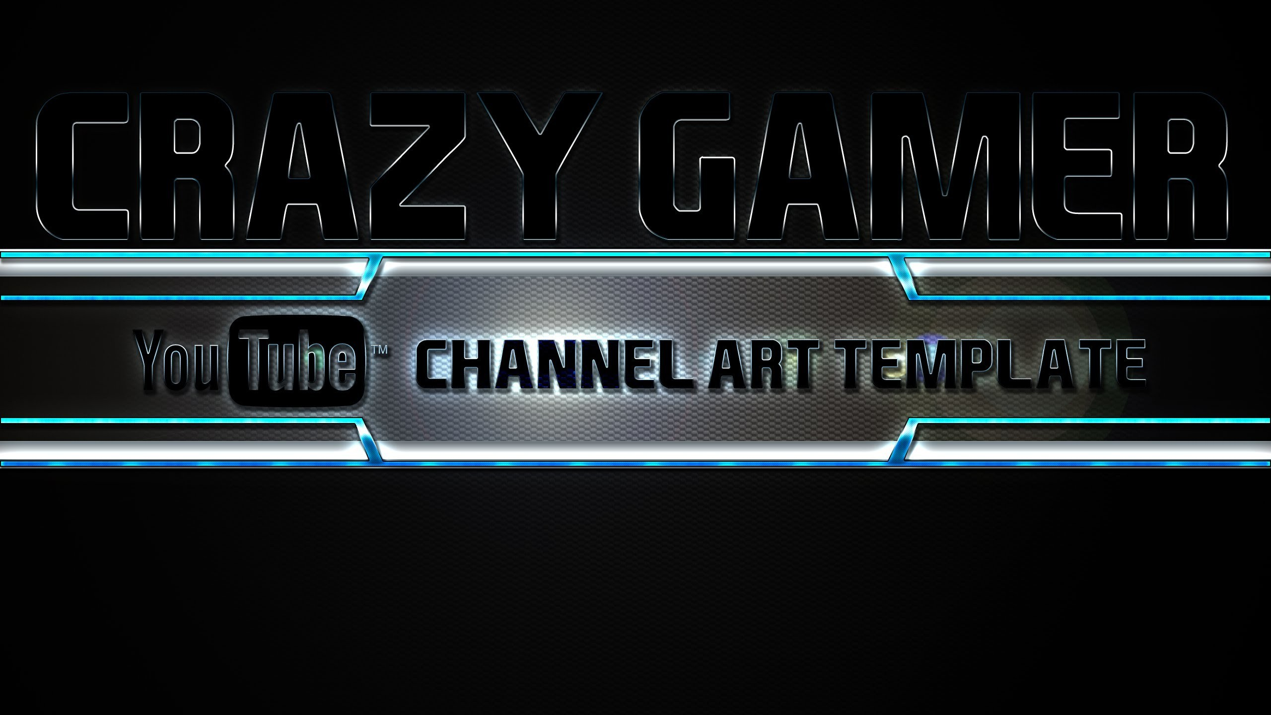youtube channel art background