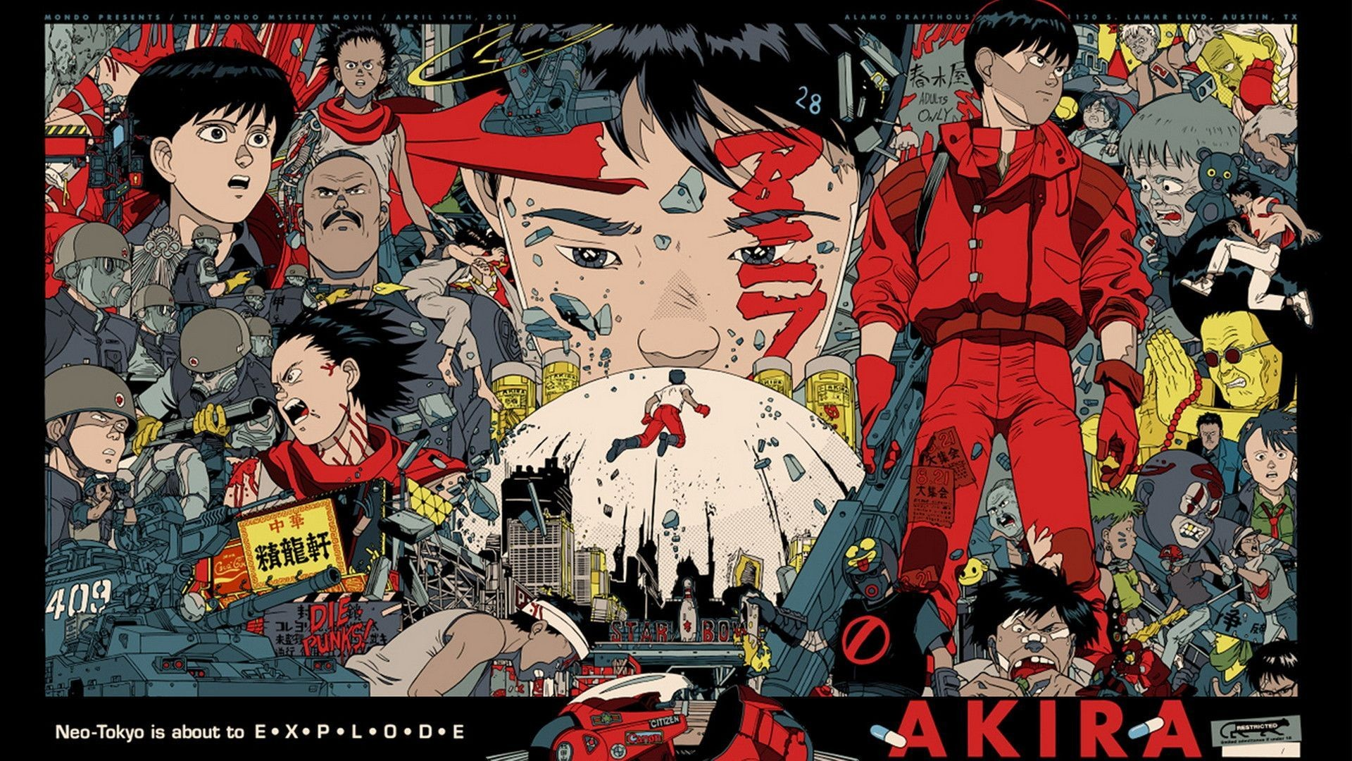Neo Tokyo Wallpaper 70 Images