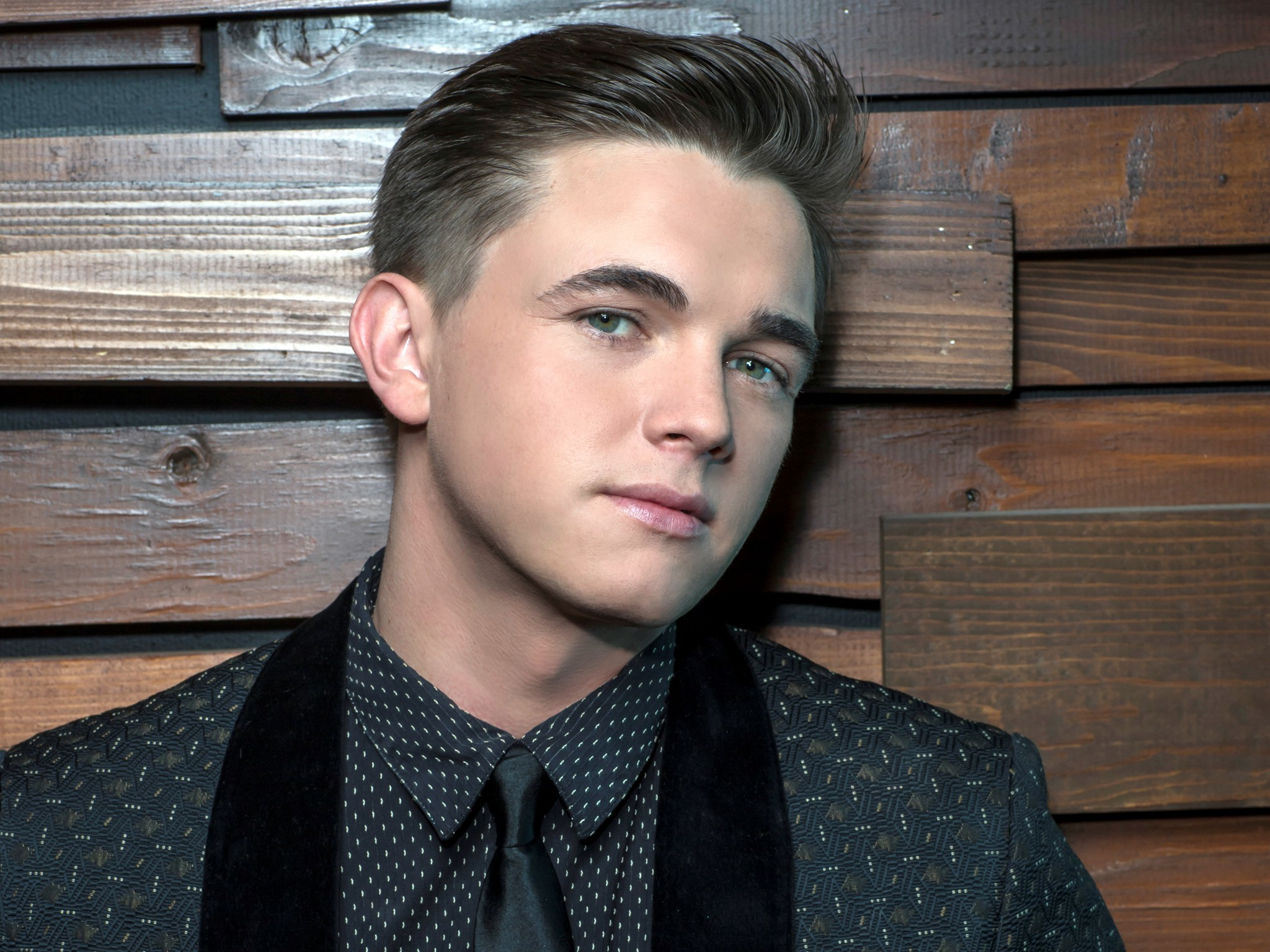 2048x1536 ... Image Wallpaper Jesse mccartney, Guy, Blond, Face HD, Picture, ...