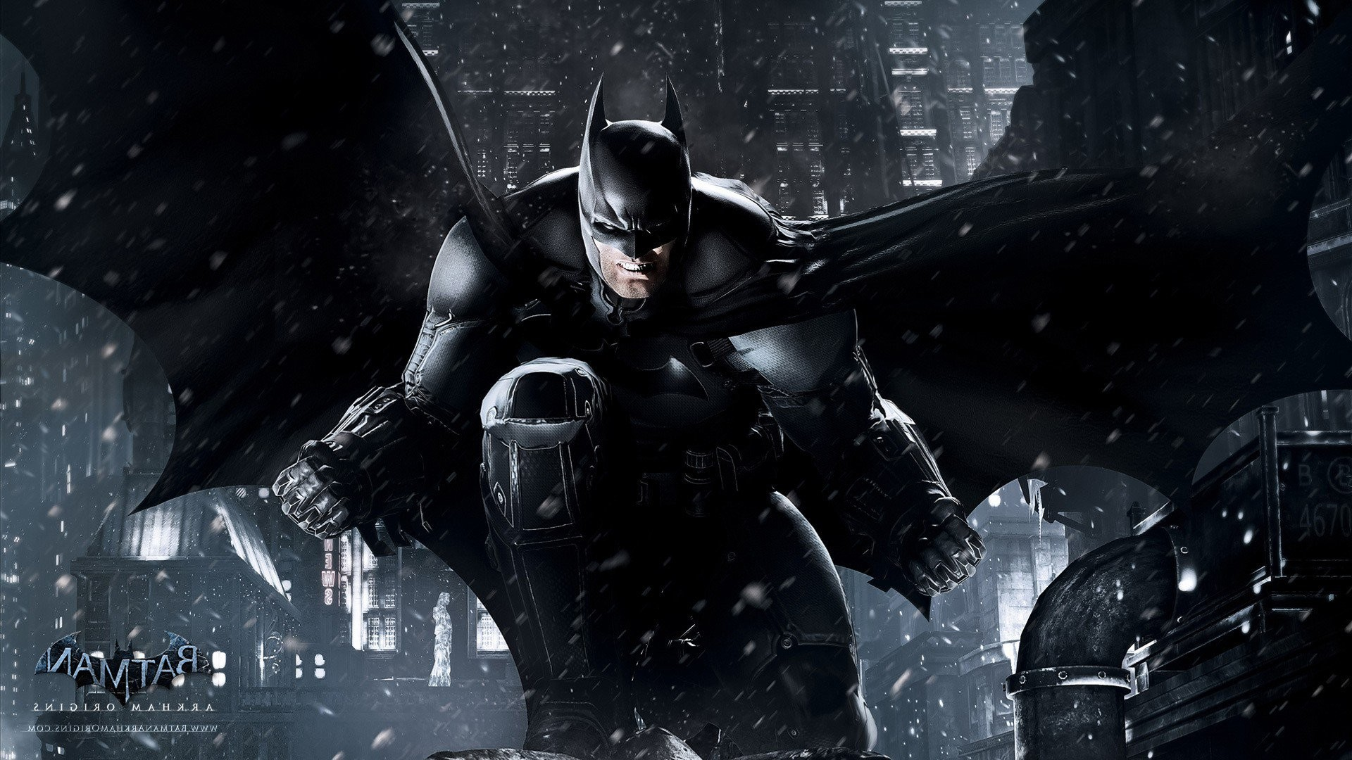 1920x1080 Batman Arkham Origins HD Wallpaper
