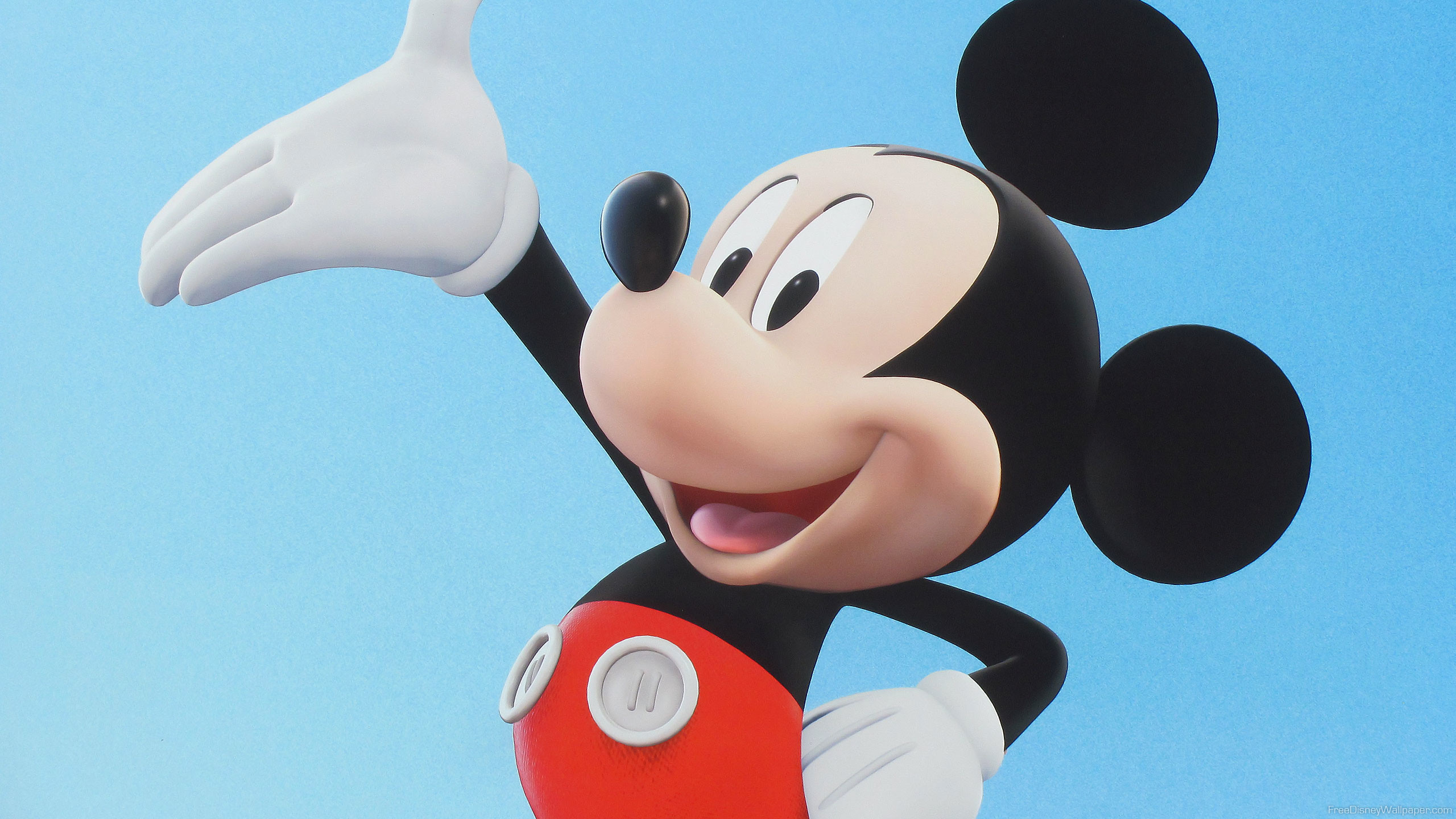 2560x1440 Mickey Mouse HD Wallpapers