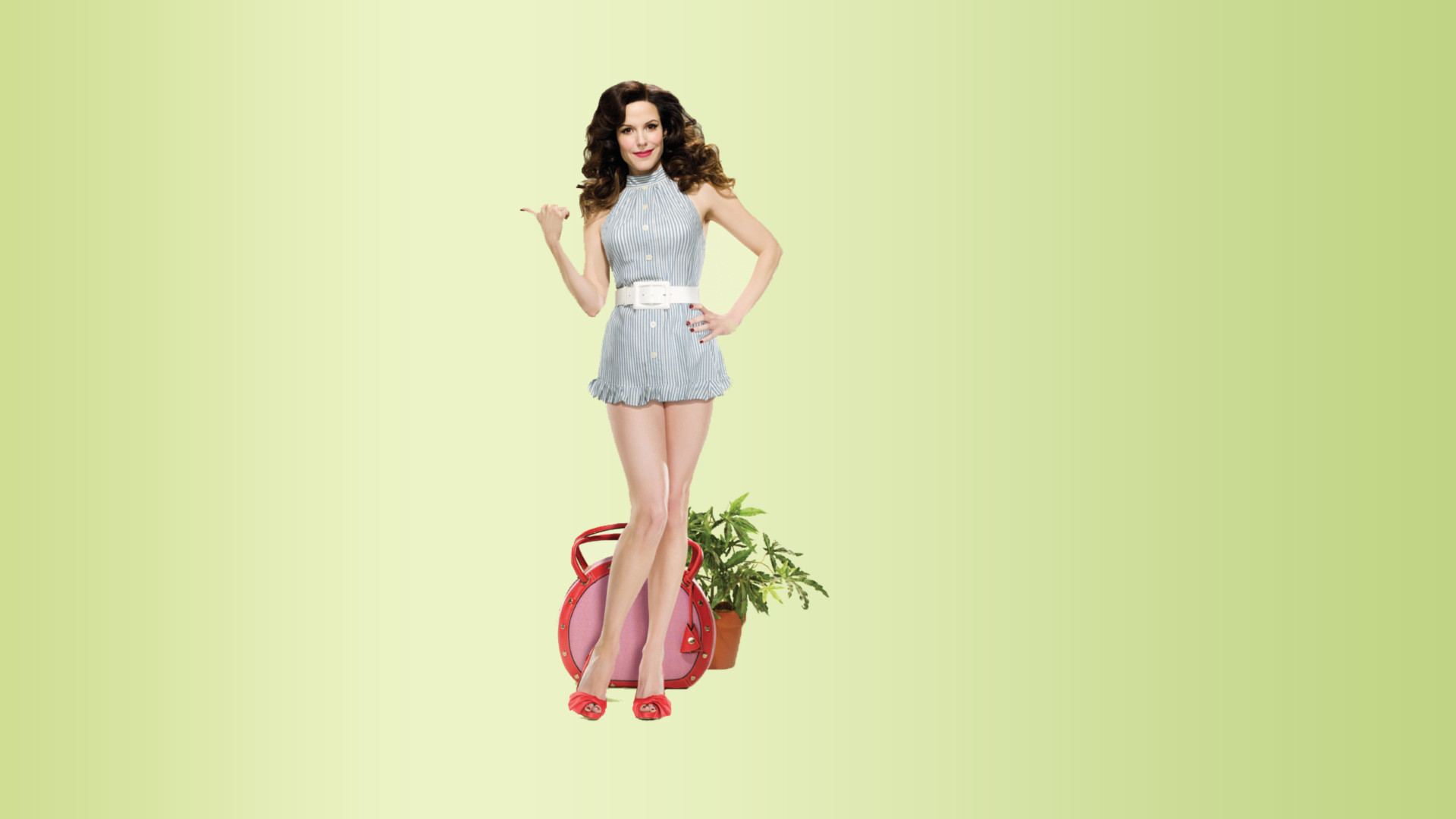 1920x1080 pin-up skirts marijuana mary-louise parker pinup HD Wallpaper of .