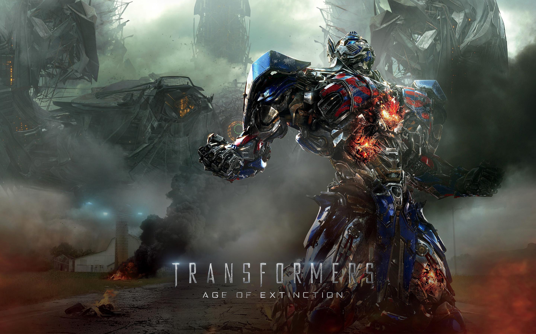 Transformers 4 - Magnet Scene HD 1080p