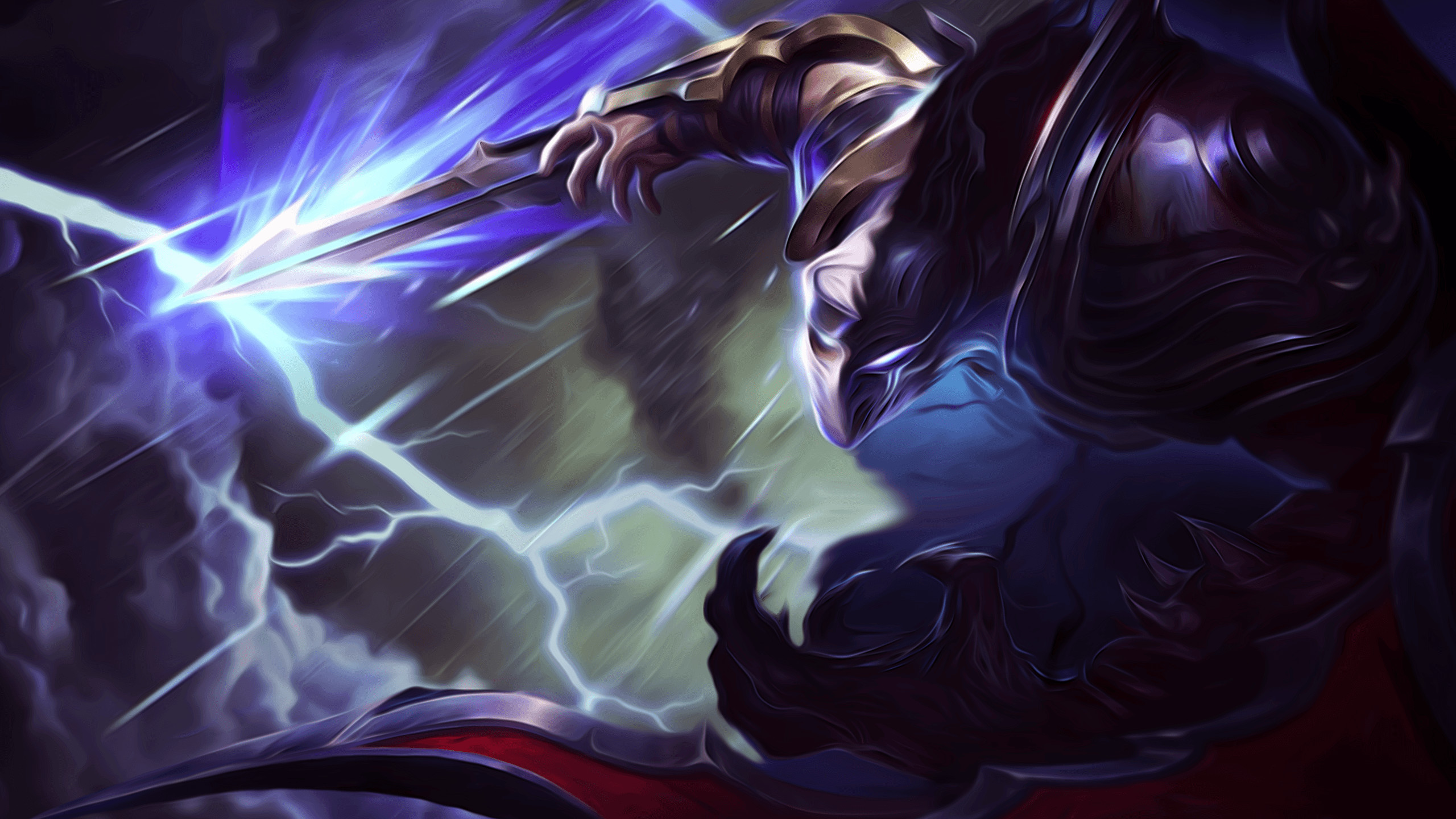 2560x1440 League Of Legends Draven Wallpapers High Resolution : Game .
