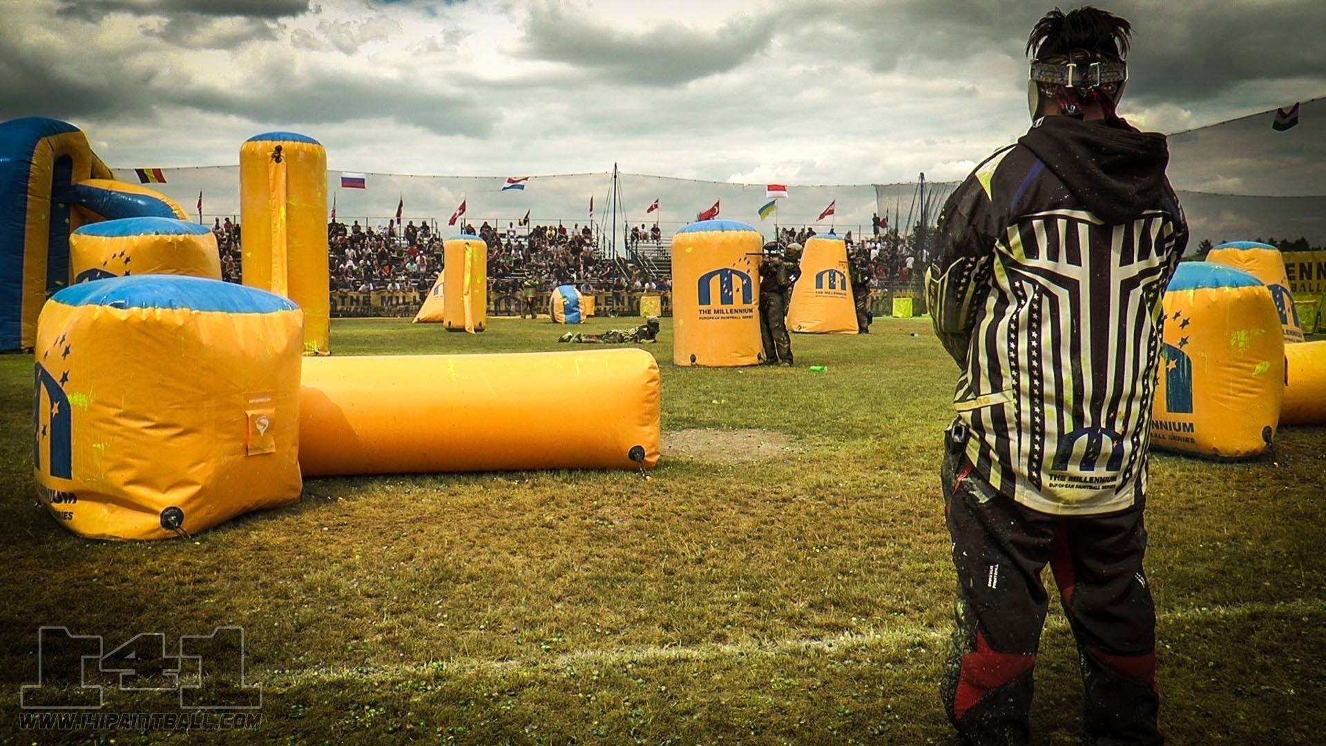 1920x1080 PAINTBALL HD - MILLENNIUM SERIES 2014 - European Masters - Bitburg - by  141PAINTBALL - YouTube