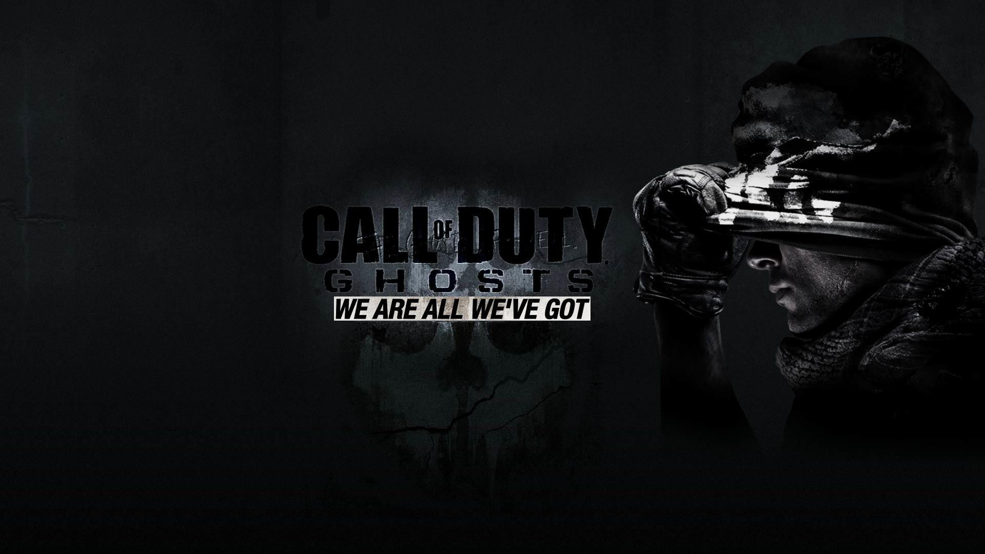1920x1080 Call Of Duty Ghosts Wallpaper