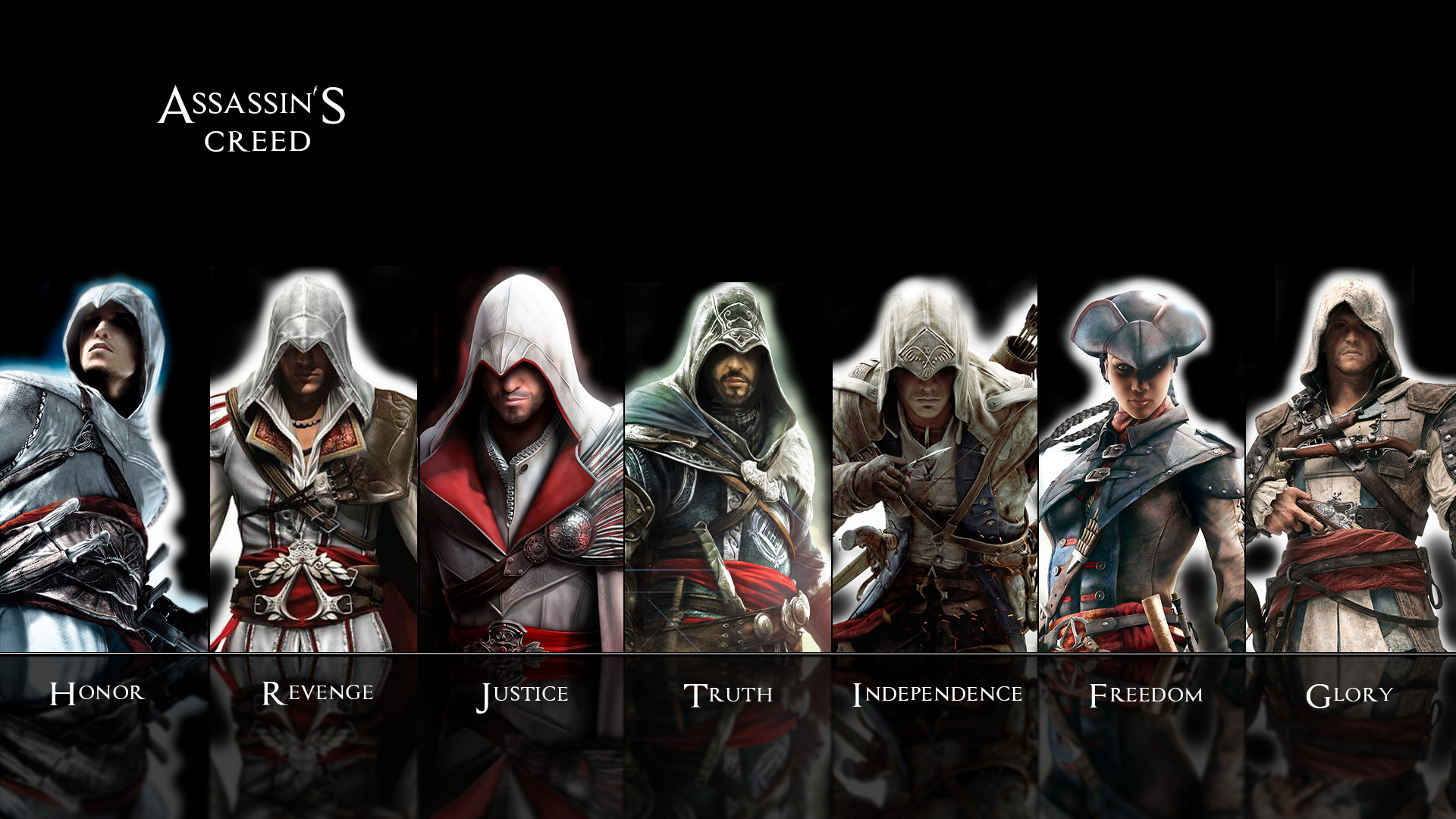 1920x1080 Assassin Creed Wallpaper High Quality